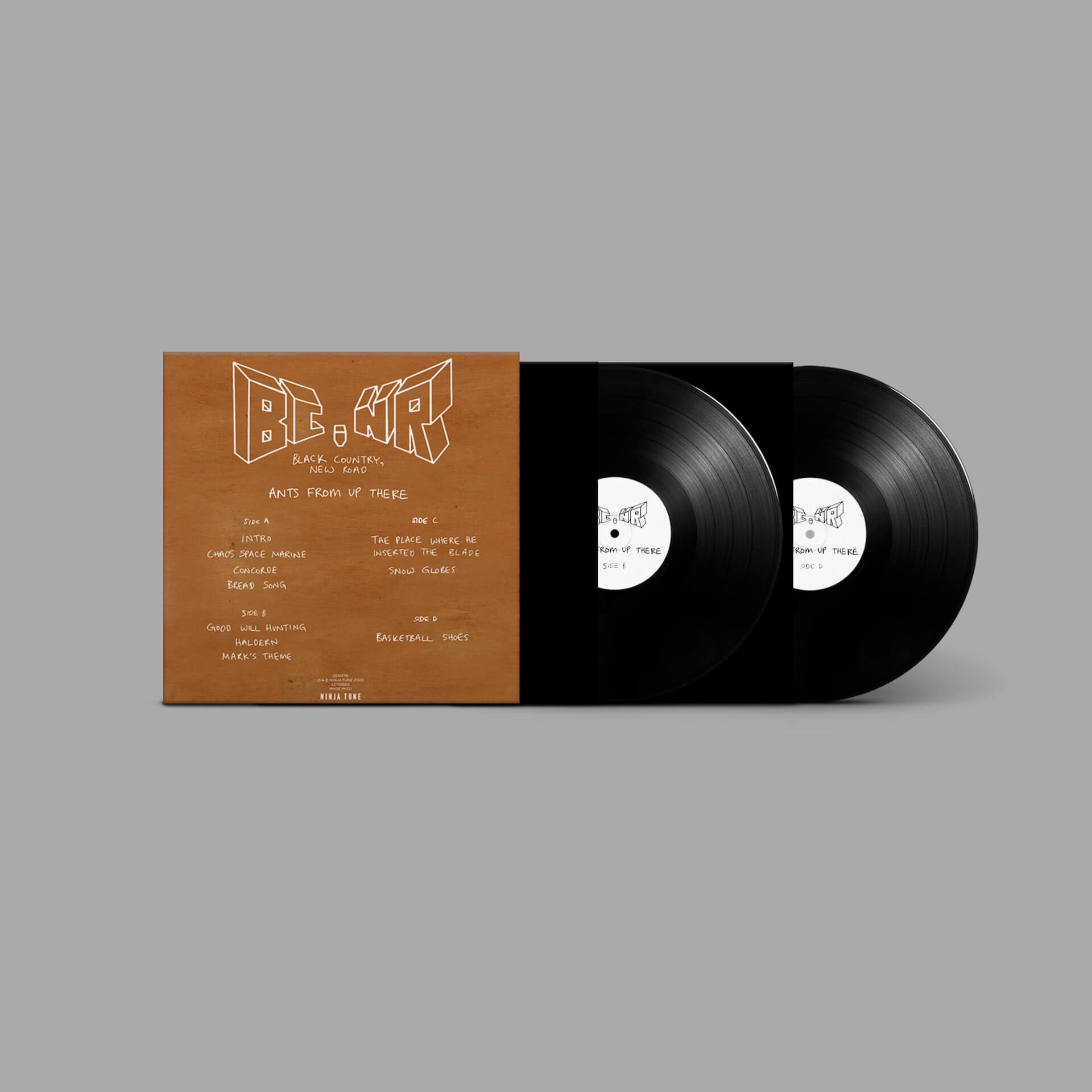 """衝撃のデビューを飾ったBlack Country, New Roadが2ndアルバム『Ants From Up There』のリリースを発表!""""Chaos Space Marine""""を先行配信 music211012_blackcountrynewroad_13"""
