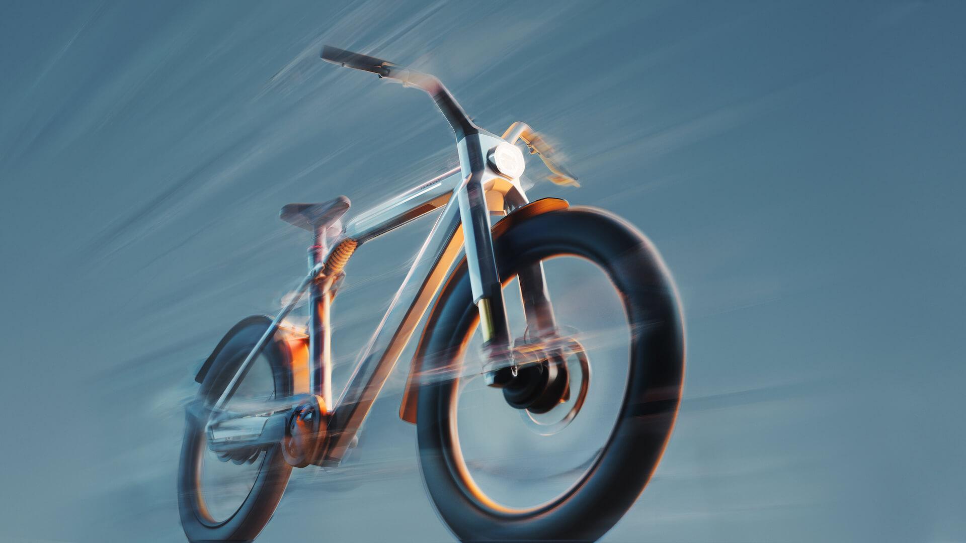 最大時速50kmを誇るハイスピードE-バイク「VanMoof V」が発売決定!2輪駆動を採用 tech211013_vanmoof_1