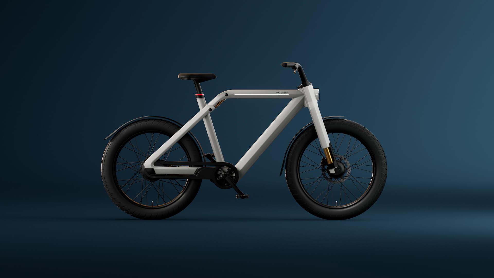 最大時速50kmを誇るハイスピードE-バイク「VanMoof V」が発売決定!2輪駆動を採用 tech211013_vanmoof_2