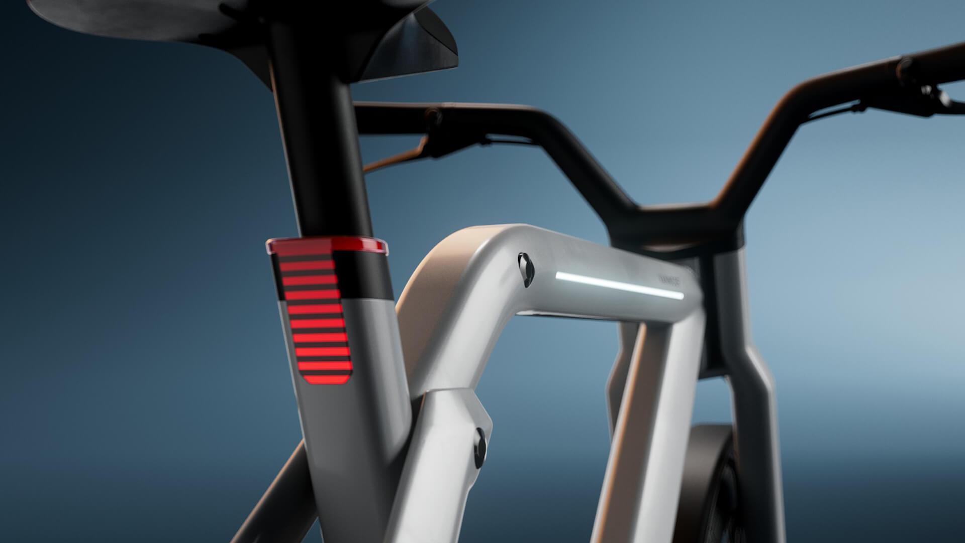 最大時速50kmを誇るハイスピードE-バイク「VanMoof V」が発売決定!2輪駆動を採用 tech211013_vanmoof_4