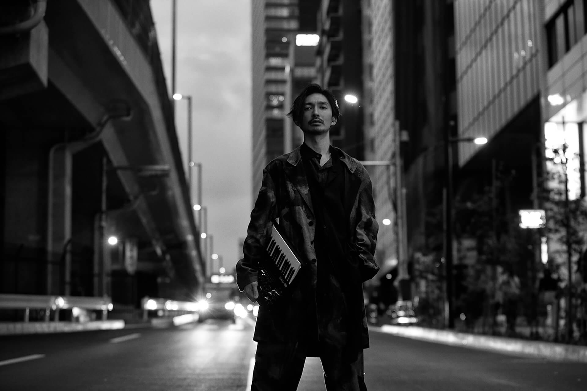 BIGYUKIのニューアルバム『Neon Chapter』が本日リリース!Arto Lindsay、ハトリミホらが参加 music211013_bigyuki_2