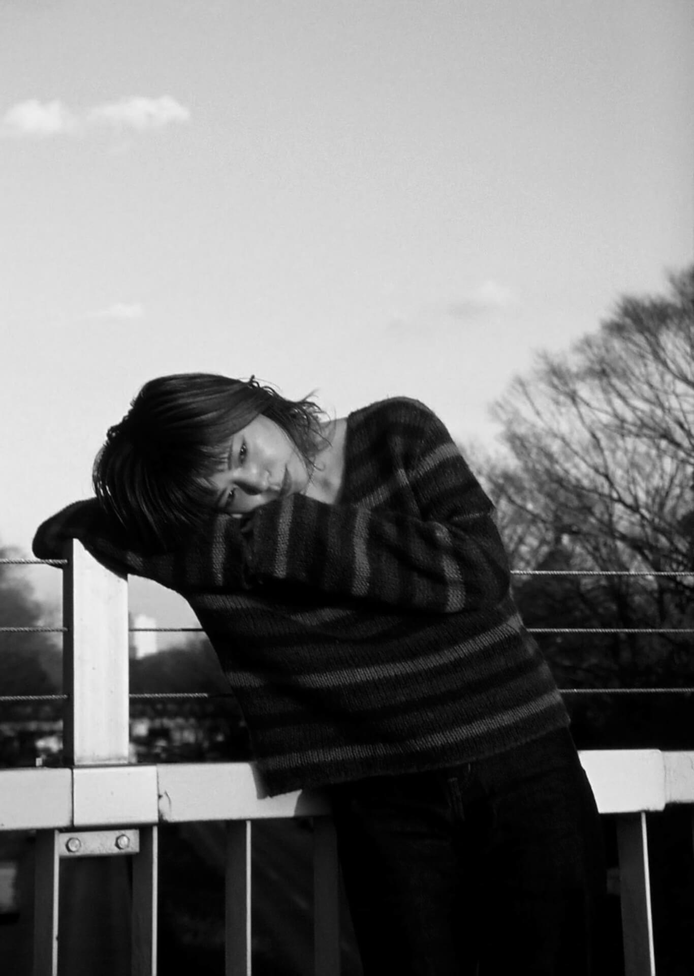 """大比良瑞希が究極のLOVE SONG""""How many""""を本日デジタルリリース!プロデュースに井上惇志、作詞に根津まなみ music211013_mizuki_ohira_04"""