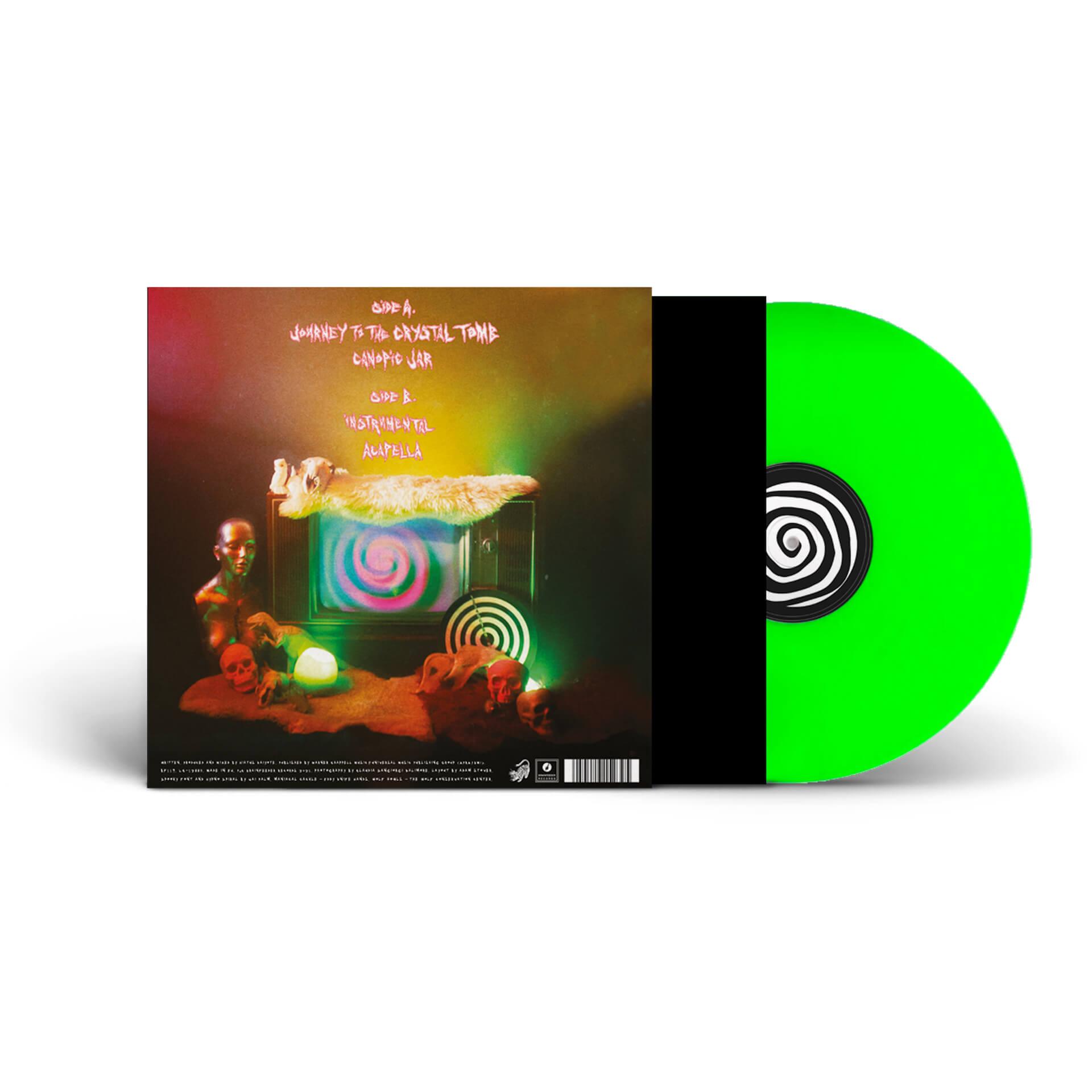 """Hiatus Kaiyoteが新曲""""Canopic Jar""""を公開!12インチもリリース決定 music211014_hiatuskaiyote_2"""