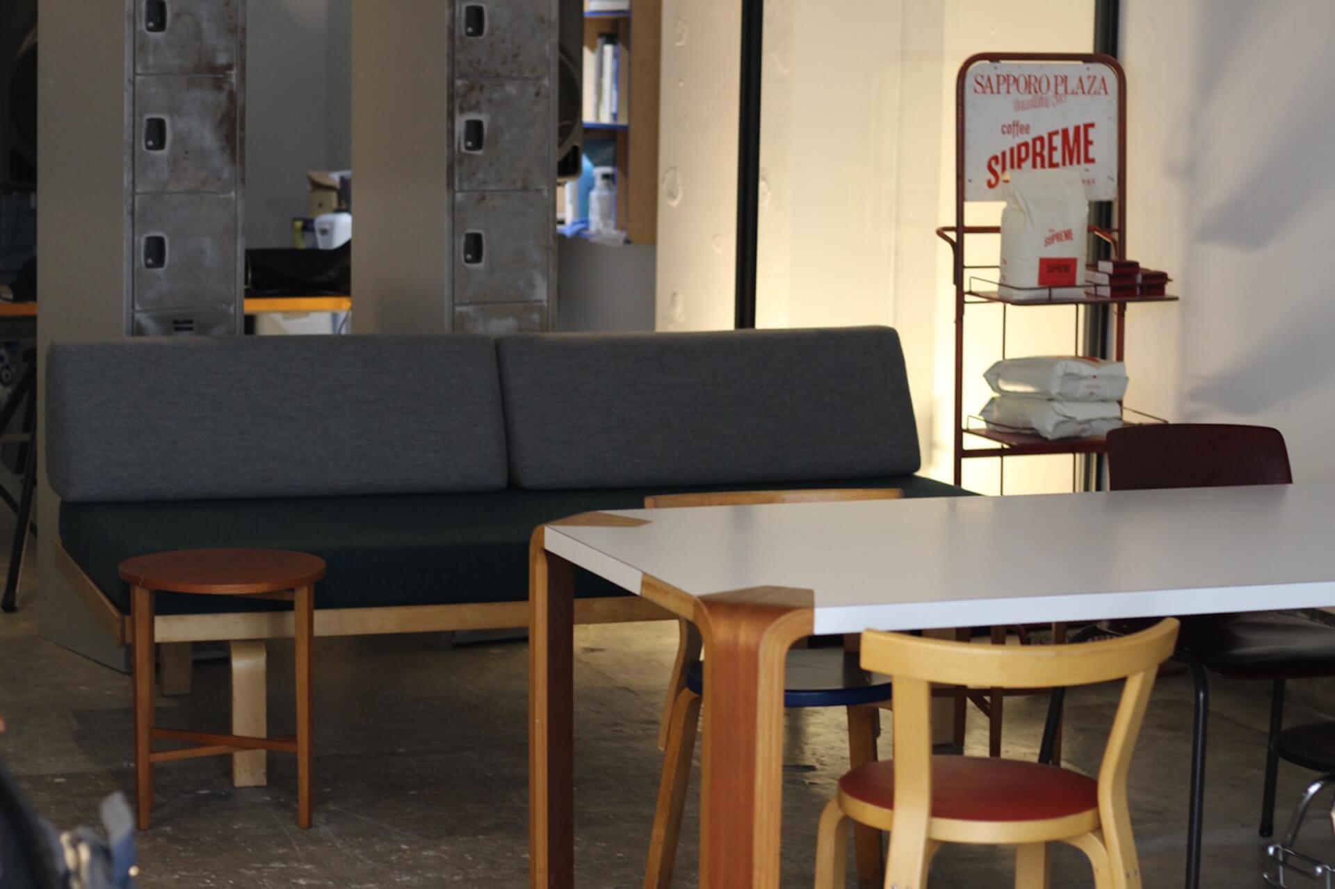 Coffee Supremeプロデュースのカフェ「Parlors」が馬喰横山の新施設みどり荘にオープン gourmet211014_parlors_4