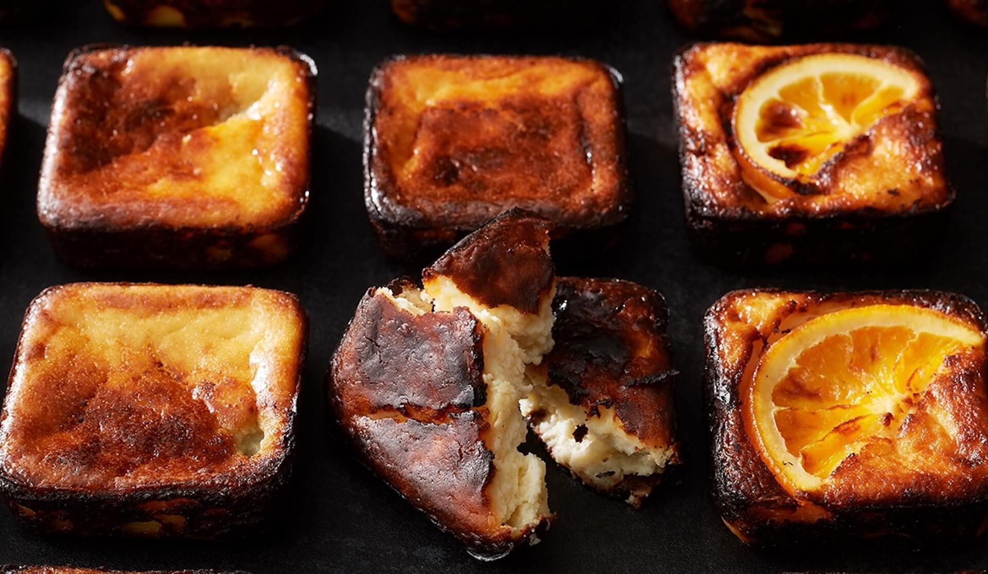 手のひらバスクチーズケーキで人気のBLOCK BLOCK TOKYOが東急フードショーに出店!9種のフレーバーが登場 gourmet211014_block_block_tokyo_02