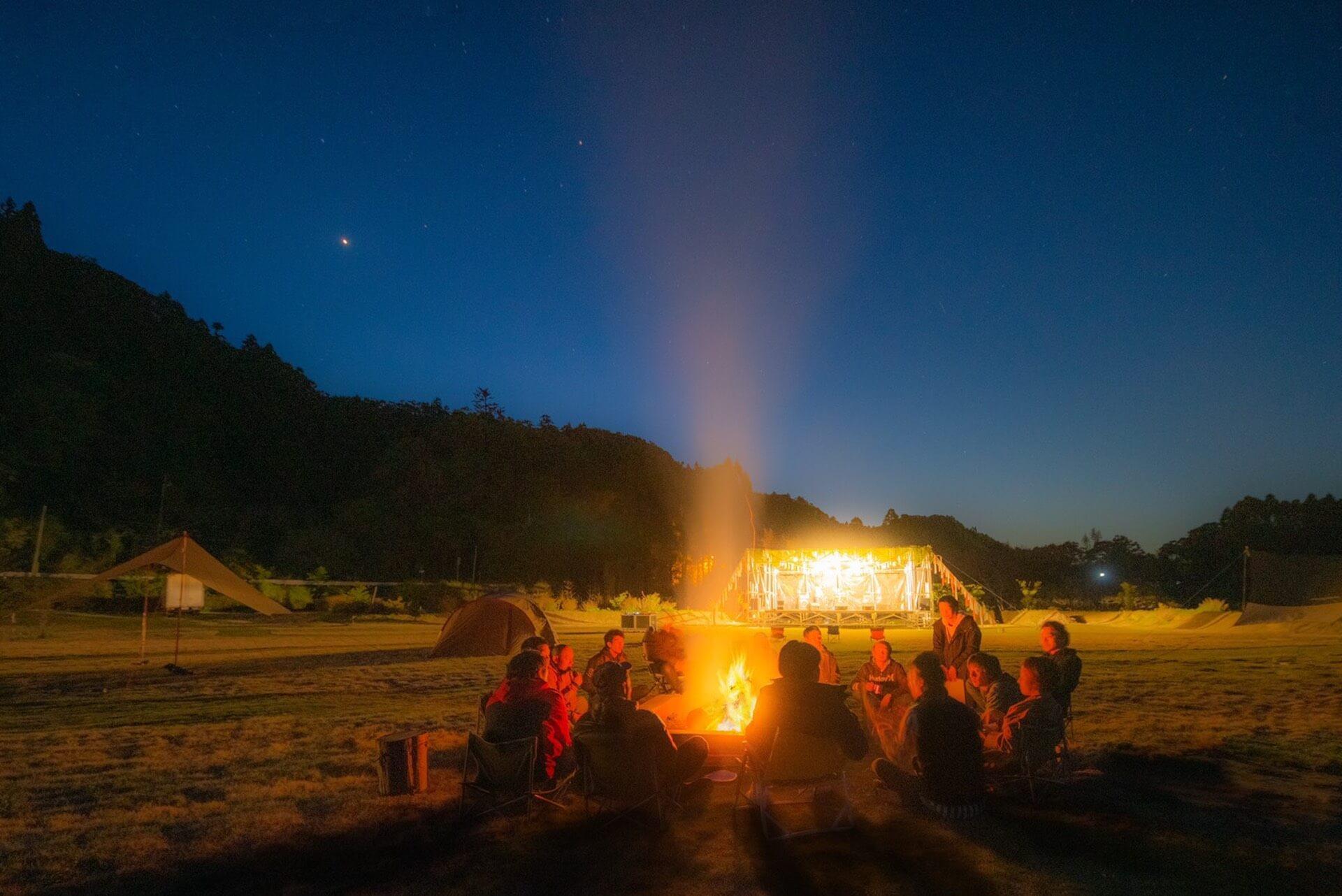 音楽と瞑想、ヨガ、サウナで心を癒し整えるキャンプフェス<SOUL RETREAT CAMP 2021>が開催決定! culture20121_soulretreatcamp_11