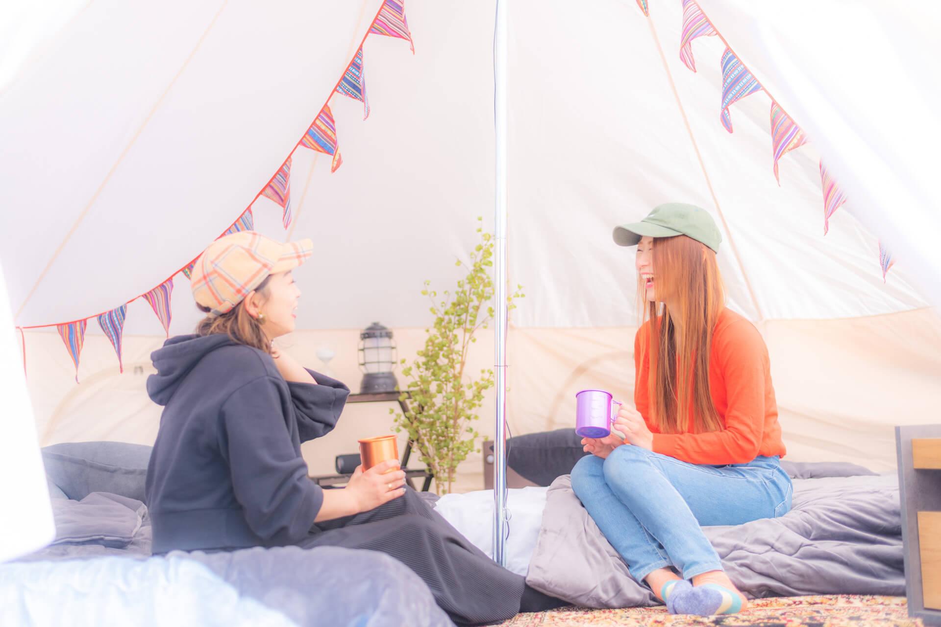 音楽と瞑想、ヨガ、サウナで心を癒し整えるキャンプフェス<SOUL RETREAT CAMP 2021>が開催決定! culture20121_soulretreatcamp_13
