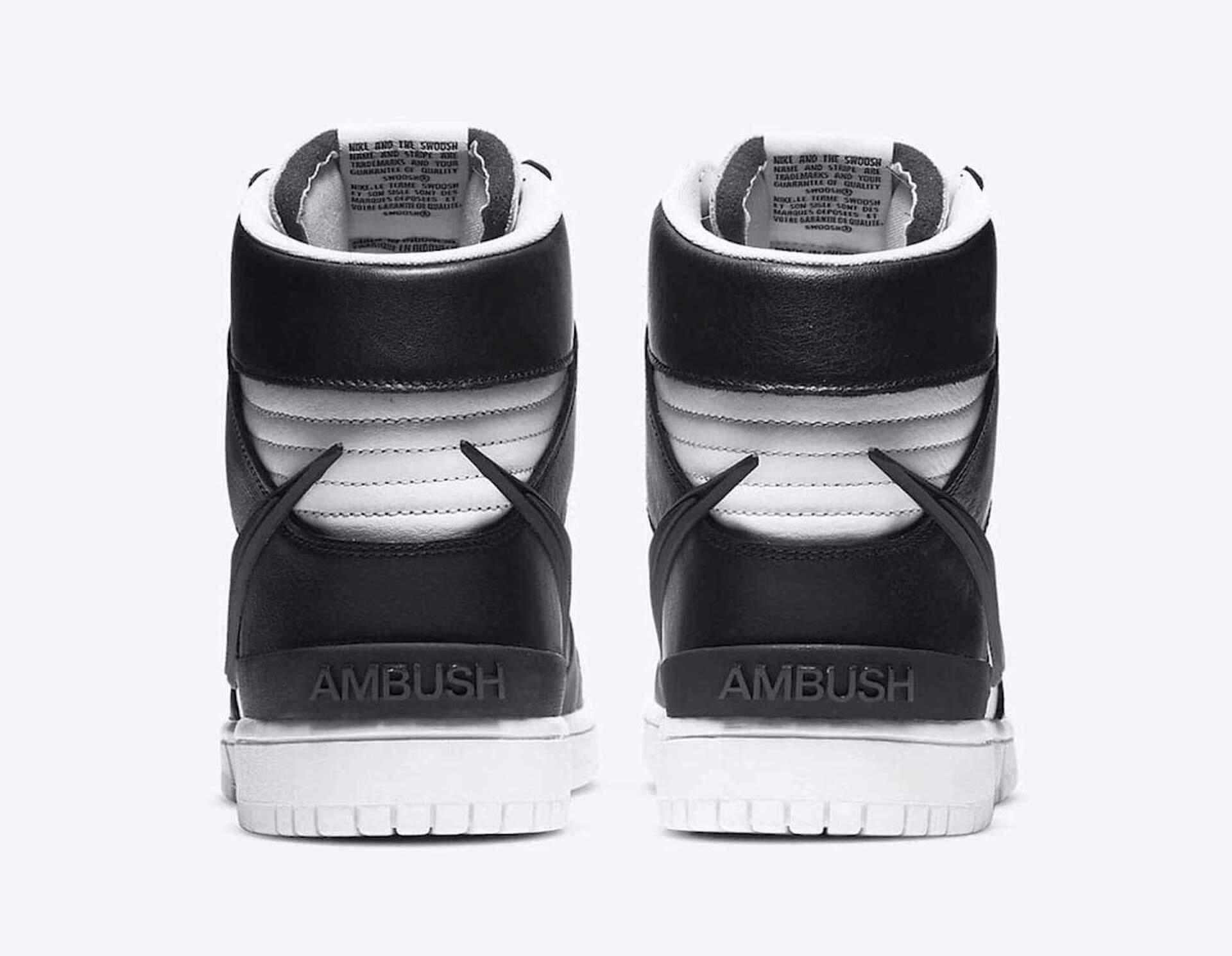 AMBUSH®からNBAとNIKEがYOONと共同でデザインした『NIKE x AMBUSH NBAコレクション』 を発表!NIKE DUNK HIも同時発 fashion2020124_nike_ambushnba_3