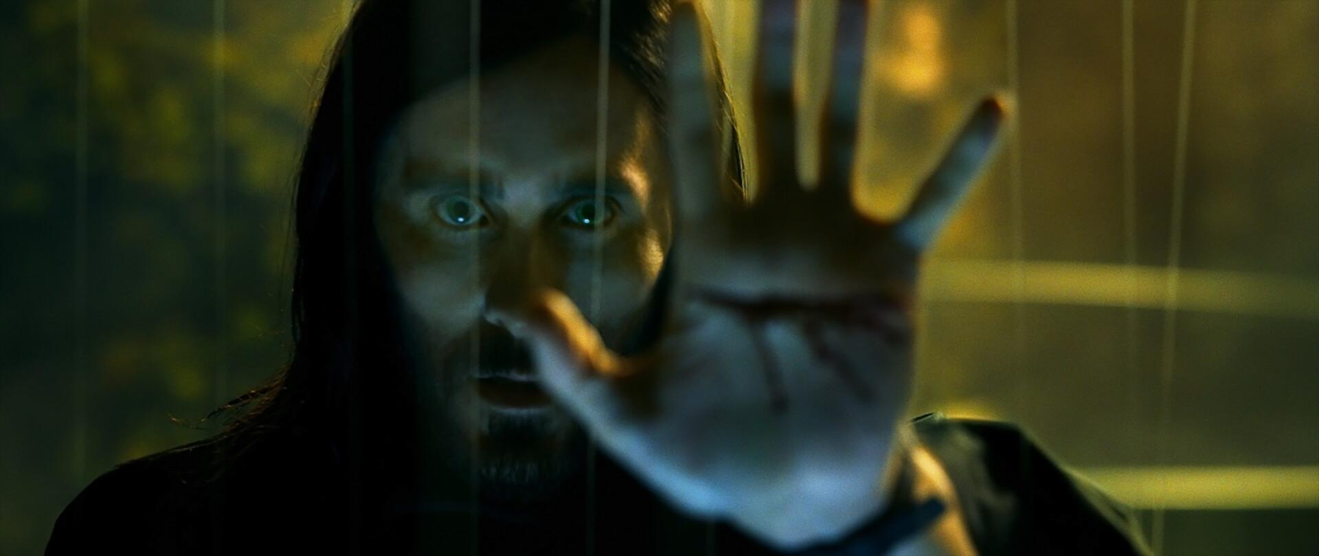 東京コミコン2020にマーベル最新作 『モービウス』よりジャレッド・レトがサプライズ登場!スペシャルコメントつきの日本版予告も解禁 film20124_morbius_comment_1