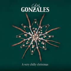 Chilly Gonzales 『A very chilly christmas』