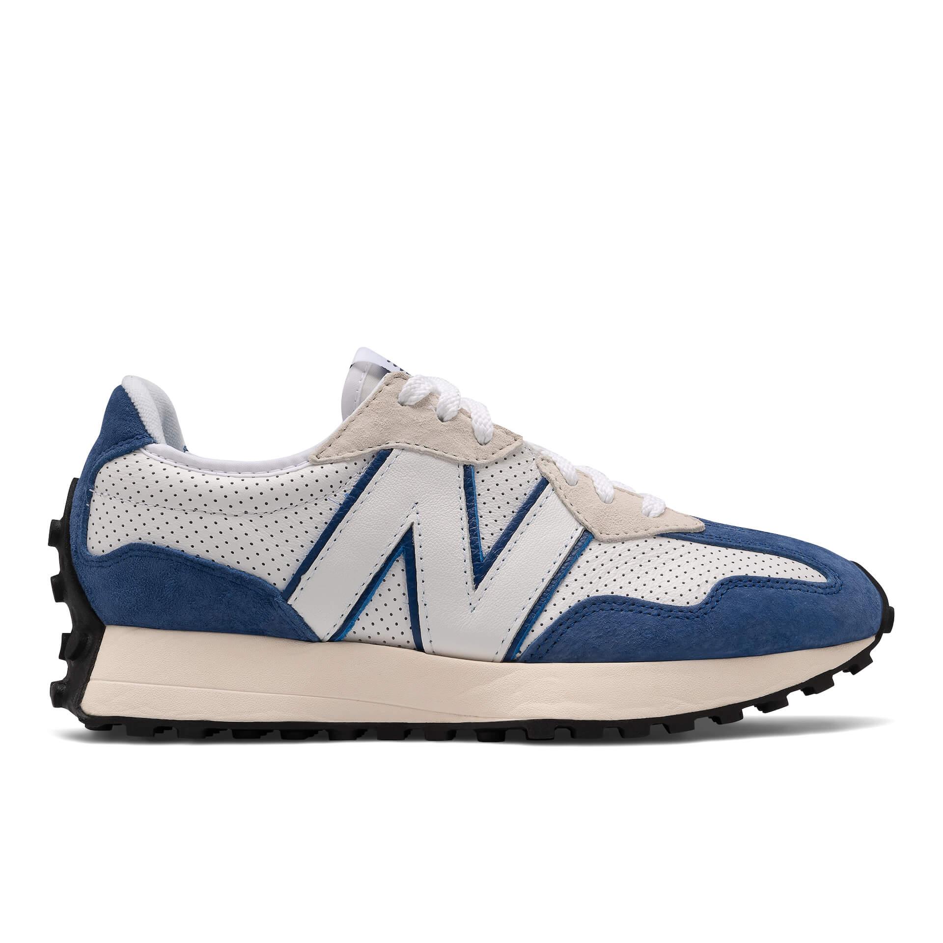 ニューバランスの人気モデル「327」に新色『327 primary pack』が登場!キャンペーンビジュアルにはハリー・ハドソンを起用 fashion20128_newbalance_327primarypack_3
