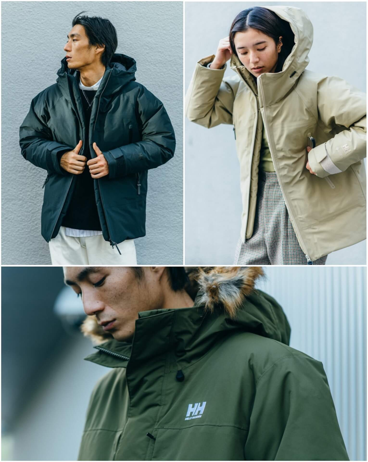HELLY HANSENから防水透湿性を兼ね備えたハイロフトダウン『Hemsedal Jacket』&『Mager Insulation Jacket』が登場! fashion201215_hellyhansen_down_1