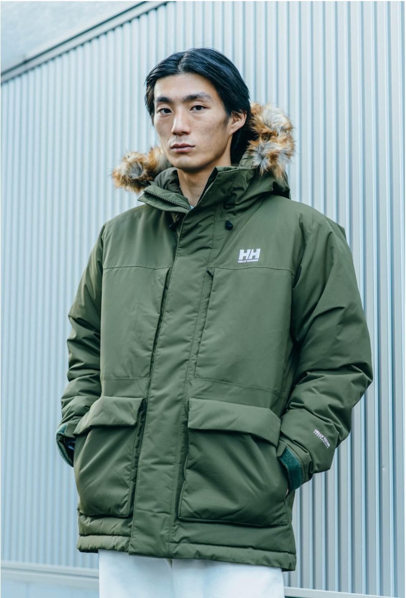 HELLY HANSENから防水透湿性を兼ね備えたハイロフトダウン『Hemsedal Jacket』&『Mager Insulation Jacket』が登場! fashion201215_hellyhansen_down_4
