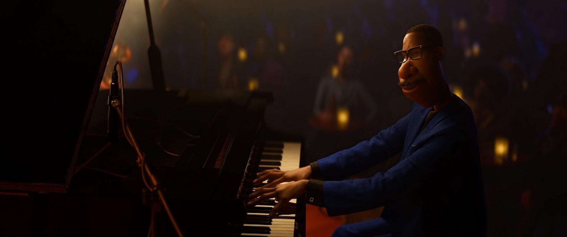 ディズニープラスで配信の『ソウルフル・ワールド』ジェイミー・フォックスが語るジョーのキャラクター性とは?ディズニー&ピクサー最新作の特別映像が解禁! film201215_soulfullworld_specialmovie_2