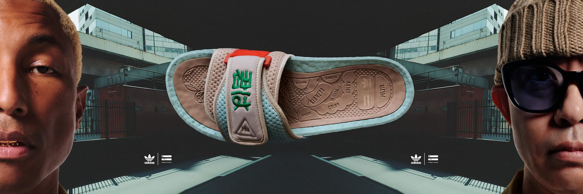 adidas Originalsから『Pharrell Williams x NIGO(R)FRIENDSHIP PACK』が発売!2種類のフットウェアが登場 fashion201217_adidas_pharrell_nigo_2