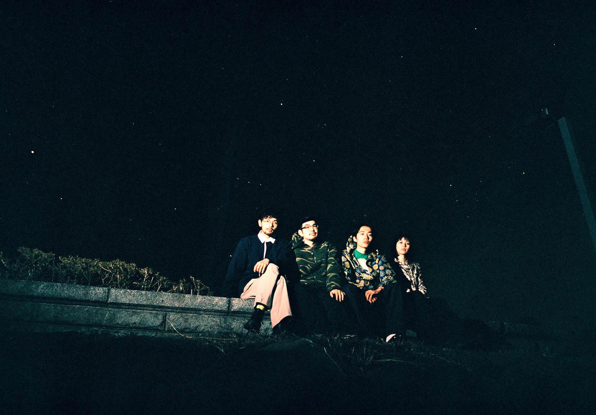 MONO NO AWARE、約1年8ヶ月ぶりとなるフルアルバム『行列のできる方舟』発売決定!早期予約特典&全国ツアーの開催も発表 music210409_mononoaware-210409_2