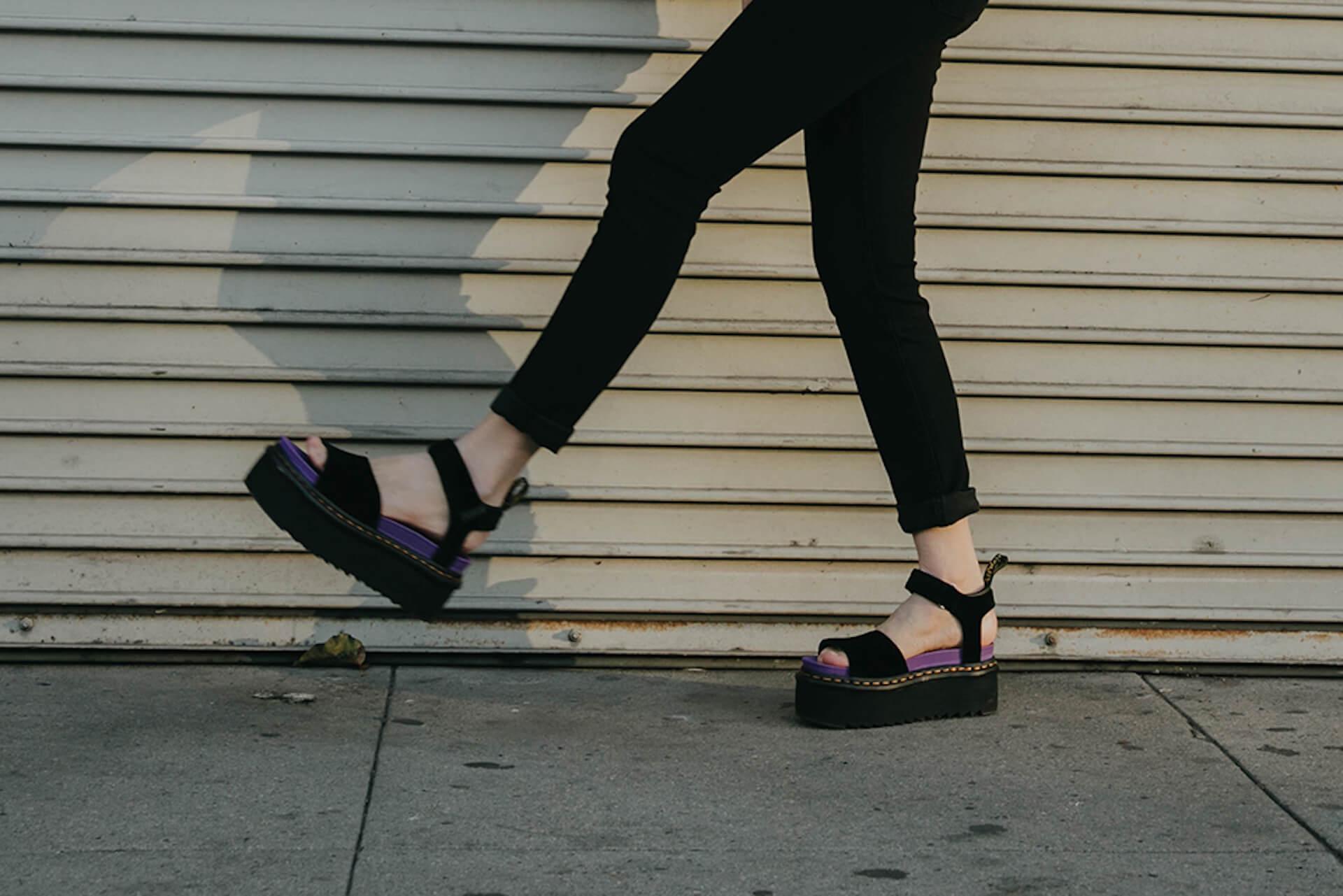 Dr.MartensとX-girlが2度目のコラボコレクションを発表!定番厚底ブーツ&厚底サンダルをベースにした2モデル fation210607_DR.MARTENS-x-X-GIRL-10
