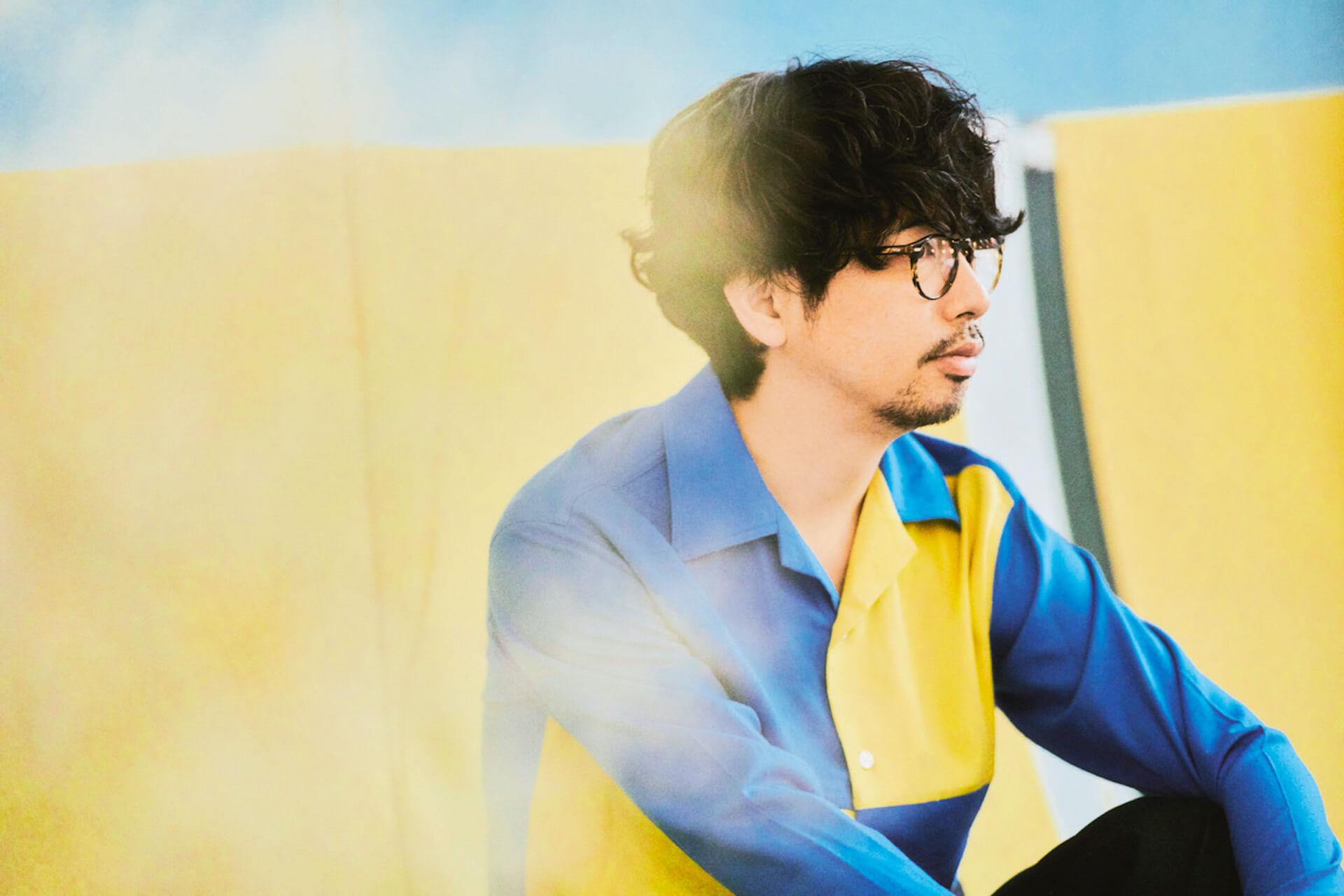 "Jazzの未来を鳴らすドラマーHironori MomoiがGotchを迎えた新曲""Fog feat.Gotch""をリリース!2ndアルバム詳細も発表 music210608_hironarimomoi1"