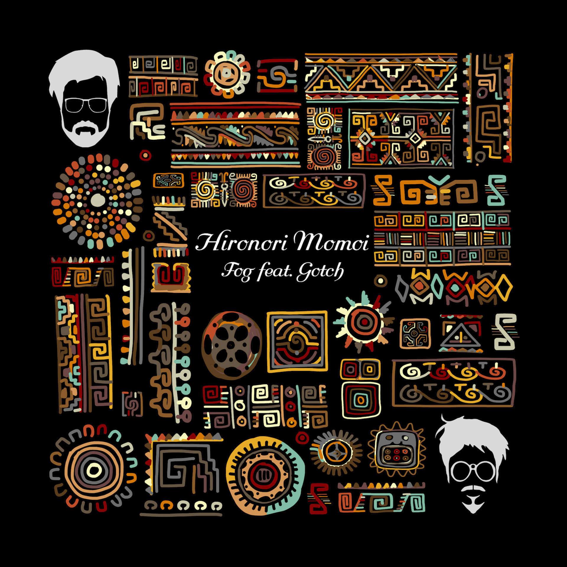"Jazzの未来を鳴らすドラマーHironori MomoiがGotchを迎えた新曲""Fog feat.Gotch""をリリース!2ndアルバム詳細も発表 music210608_hironarimomoi2"