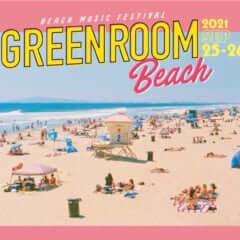 green room beach