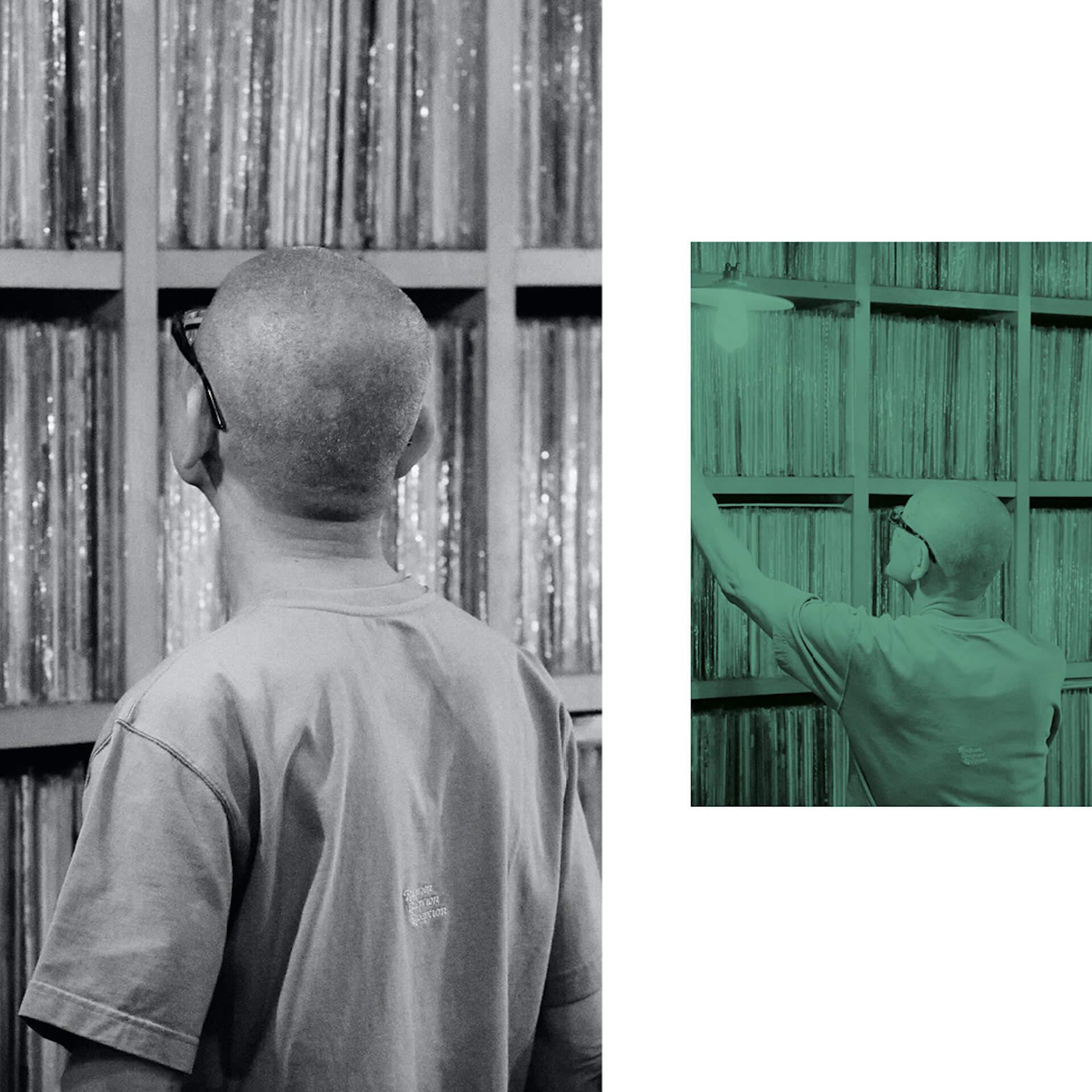 Receptionと渋谷のレコードバーJBSによるカプセルコレクションがローンチ! Fation210615_JSB-lookbook4