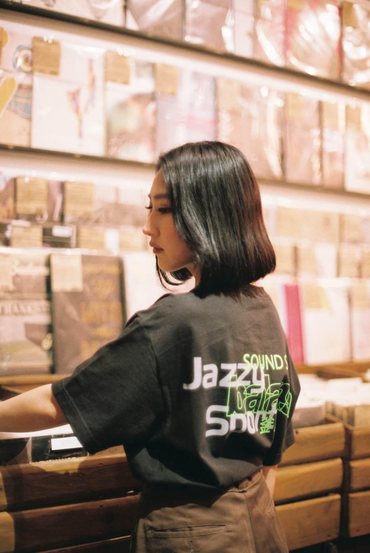 Jazzy Sport×SOUND SHOP balansaコラボTシャツがリリース決定!Beams限定販売&韓国限定のデザインも jsb38