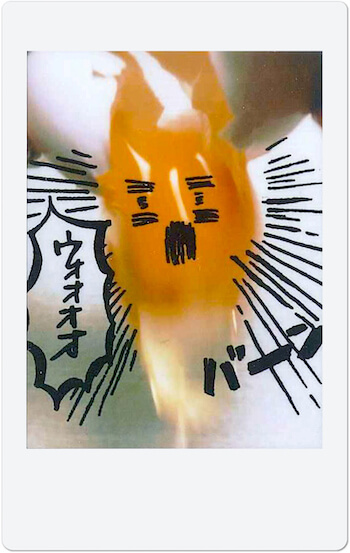 チェキでおウチDIY「4コマ漫画と窓」/趙燁 LifeFashion200626_cheki-chohikaru4