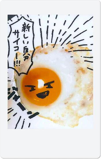 チェキでおウチDIY「4コマ漫画と窓」/趙燁 LifeFashion200626_cheki-chohikaru5