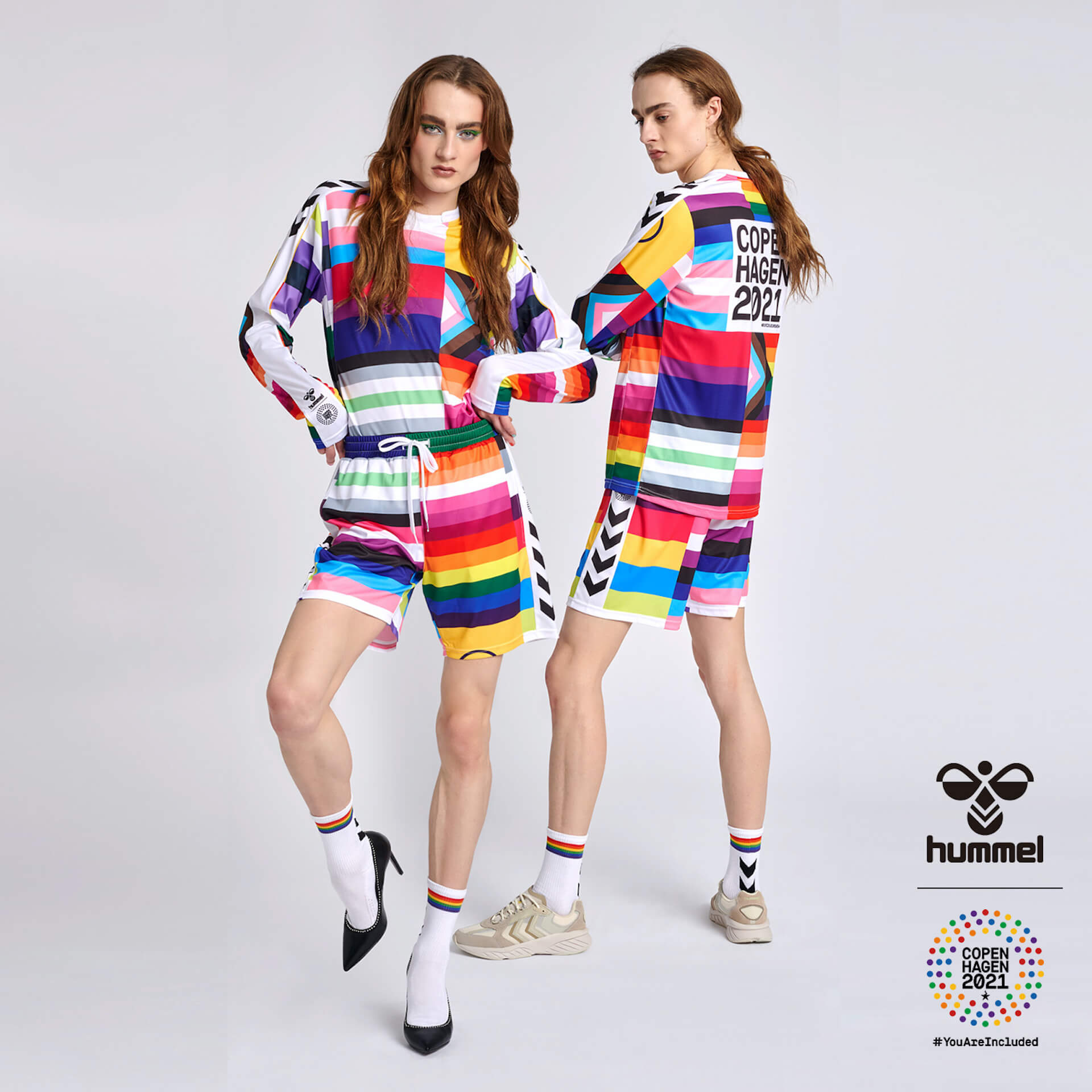 多様性を祝福する「ヒュンメル×コペンハーゲン 2021」コラボグッズが限定発売! Fashion_210706_hummel9