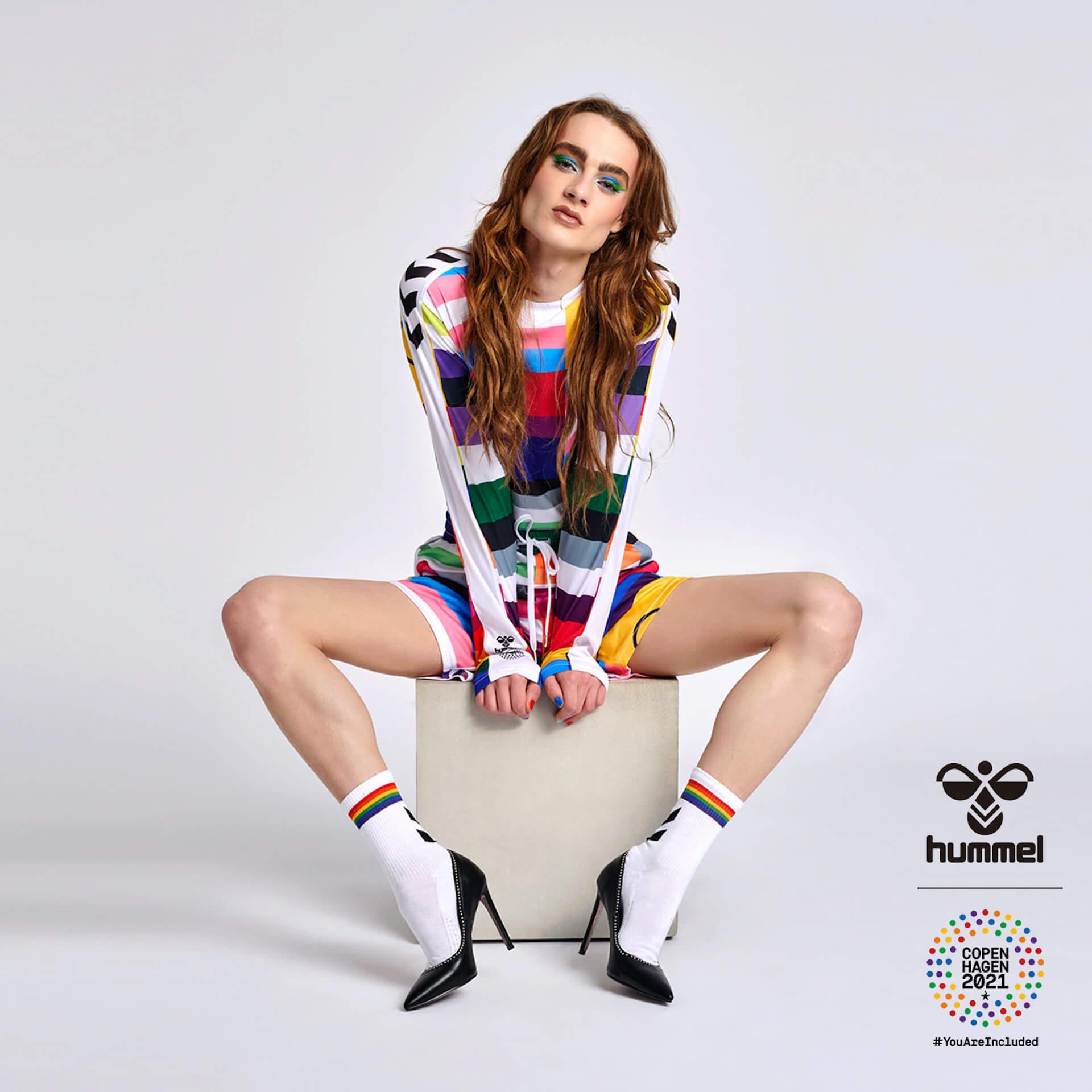多様性を祝福する「ヒュンメル×コペンハーゲン 2021」コラボグッズが限定発売! Fashion_210706_hummel10