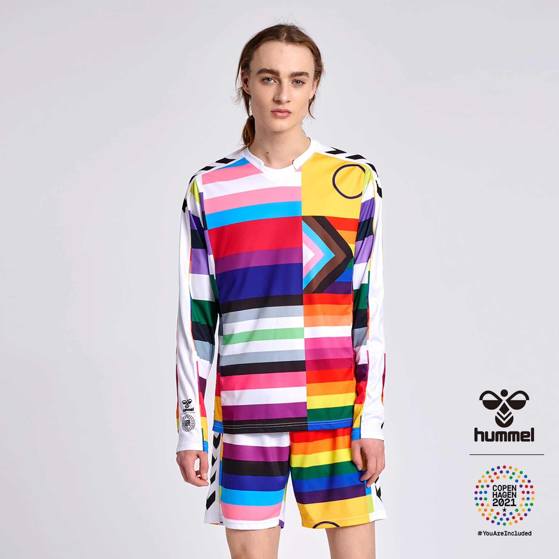 多様性を祝福する「ヒュンメル×コペンハーゲン 2021」コラボグッズが限定発売! Fashion_210706_hummel12