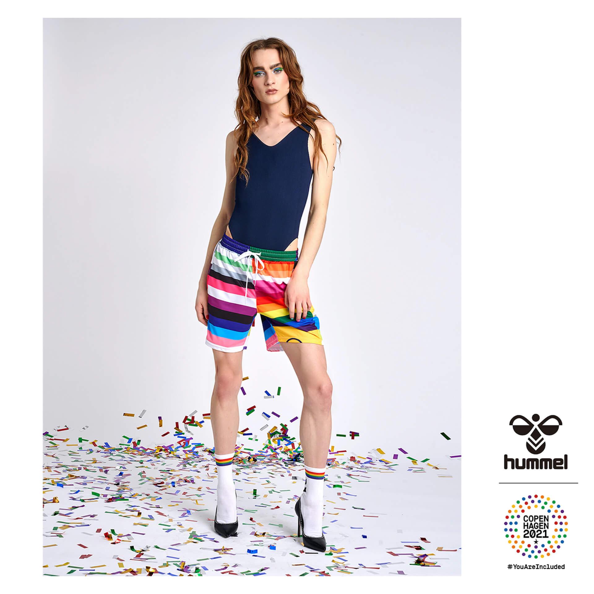 多様性を祝福する「ヒュンメル×コペンハーゲン 2021」コラボグッズが限定発売! Fashion_210706_hummel14