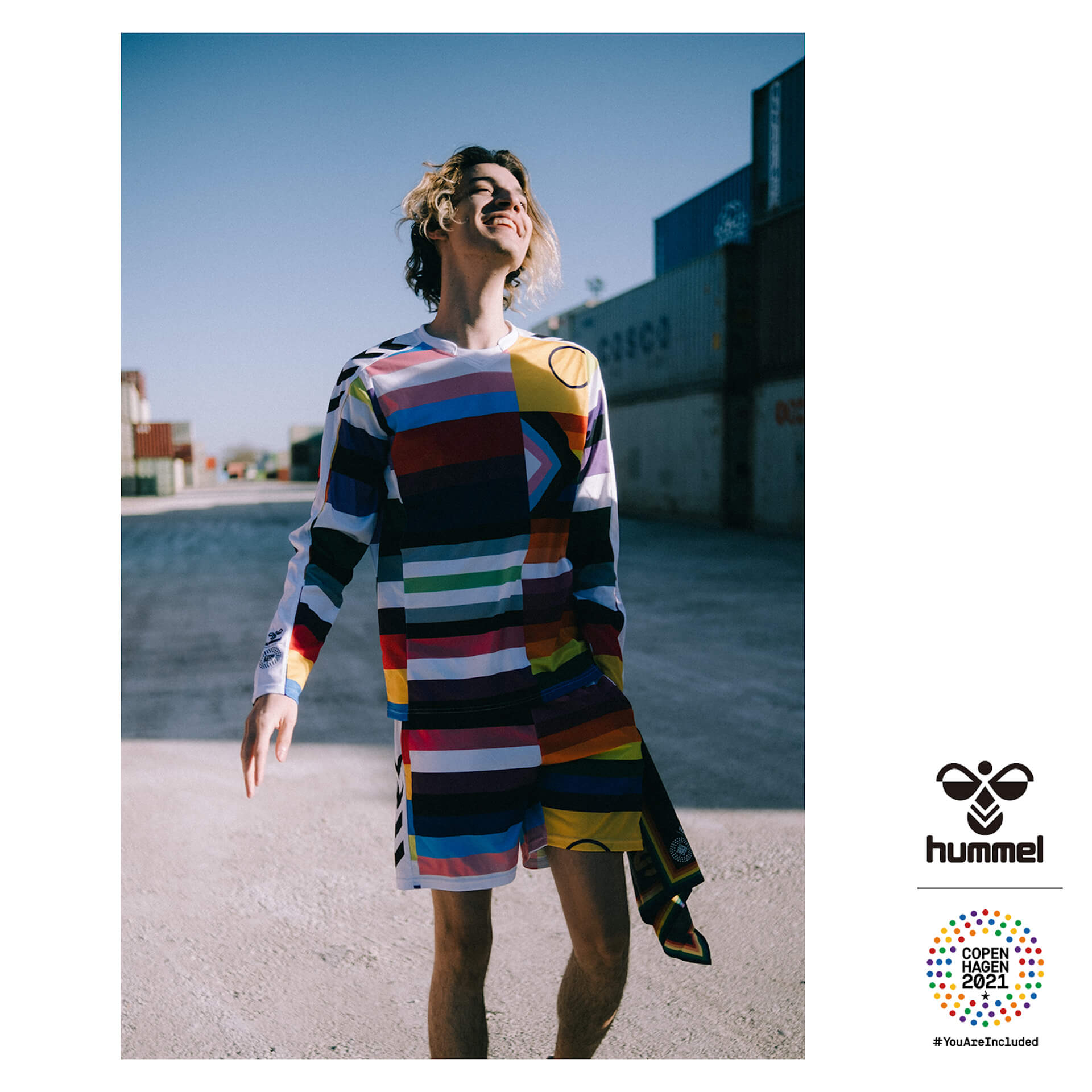 多様性を祝福する「ヒュンメル×コペンハーゲン 2021」コラボグッズが限定発売! Fashion_210706_hummel16