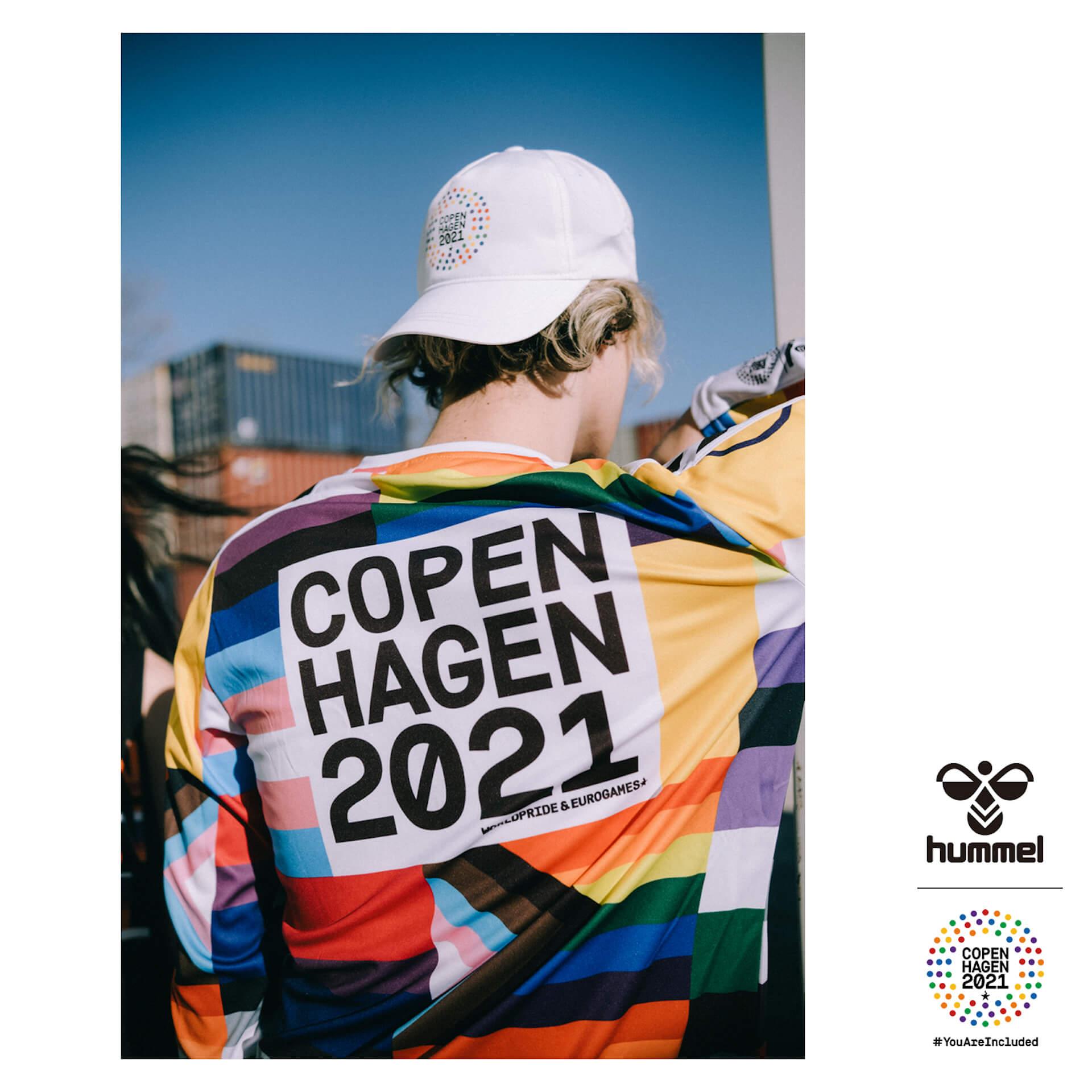 多様性を祝福する「ヒュンメル×コペンハーゲン 2021」コラボグッズが限定発売! Fashion_210706_hummel18