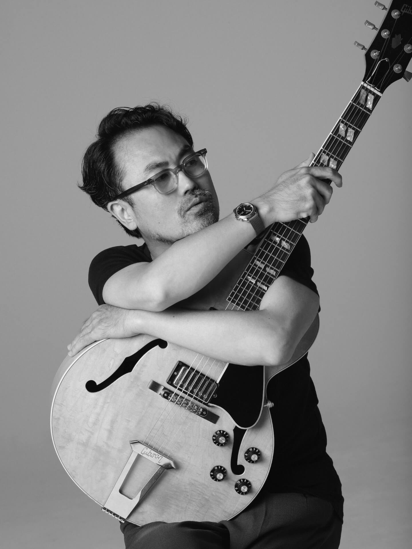 YOUR SONG IS GOODのGt吉澤成友初のソロ作『Guitar Esquisse Volume One』がリリース決定! music_210721_masatoyoshizawa3
