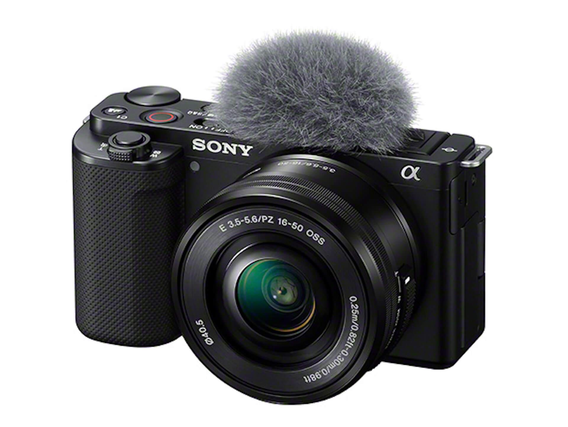 SONYからVlog撮影に特化したαTMシリーズ初のレンズ交換式カメラ「VLOGCAMTM ZV-E10」が発売! tech_210729_sonyvlogcam5