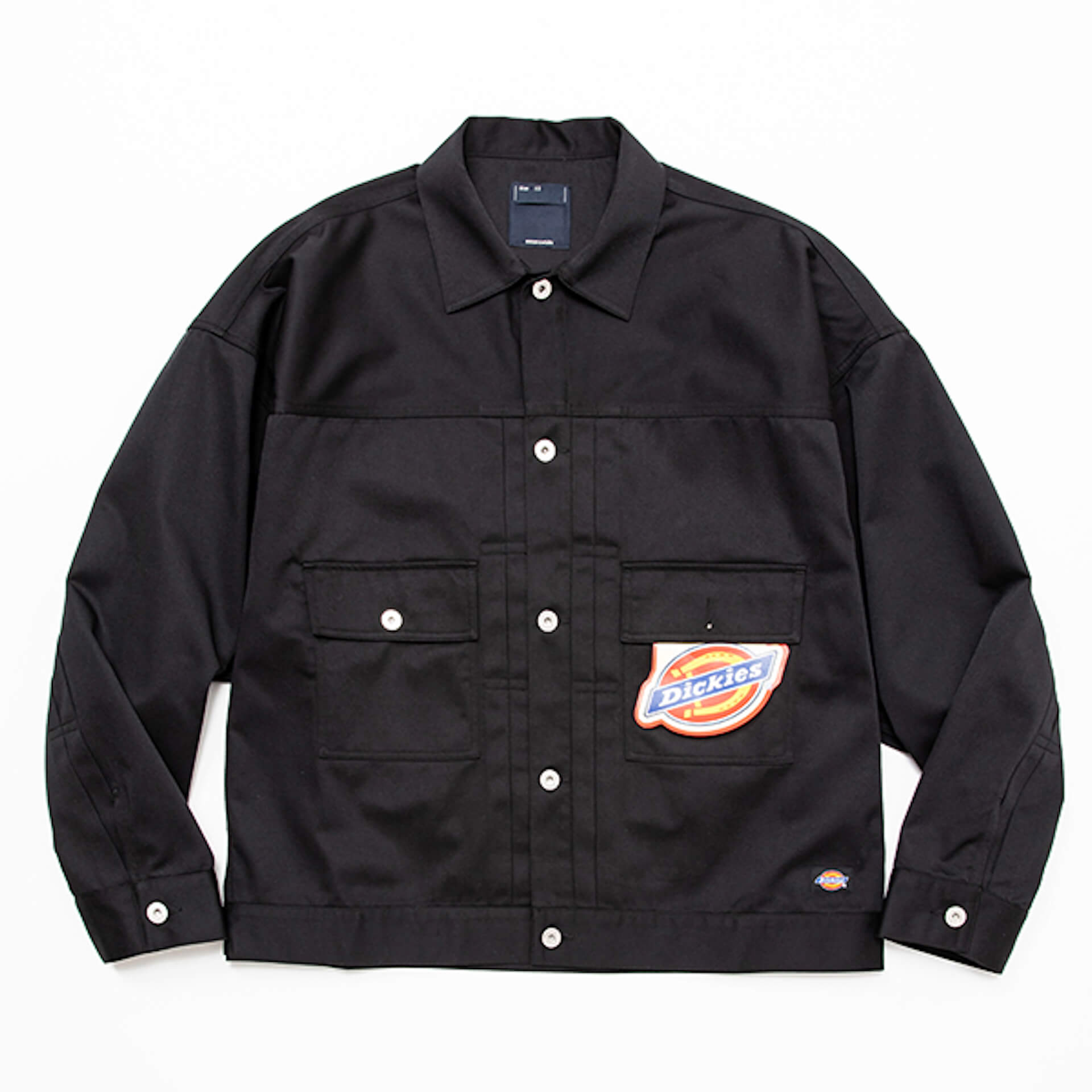 meanswhileとDickiesコラボ第2弾!定番素材を使用したセットアップが登場 lifefashion210901_meanswhile_1