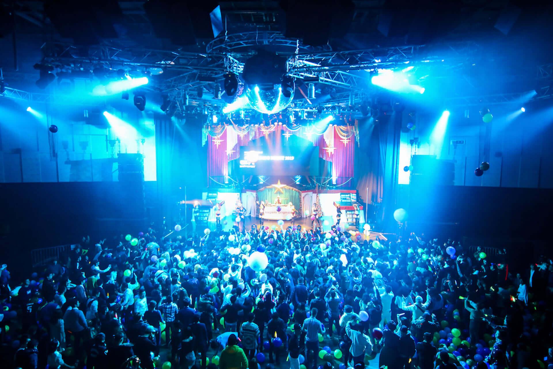 3,000人が出会う一夜!りんごちゃん、t-Ace等々出演のsagami original presents<SABISHINBO NIGHT 2019>25周年目のイベントレポート music191224_sabishinbo2019after_2-1920x1280