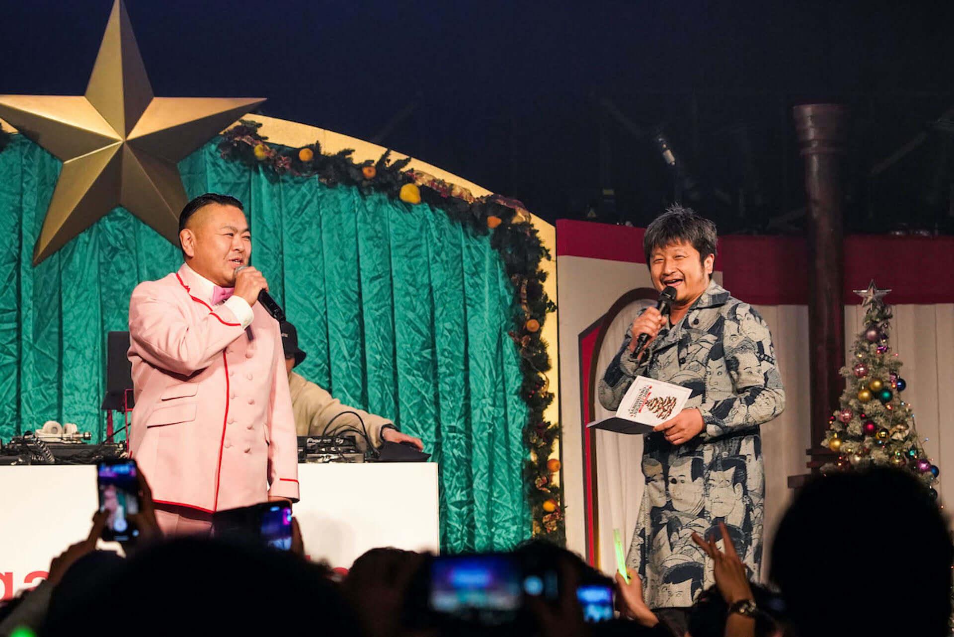 3,000人が出会う一夜!りんごちゃん、t-Ace等々出演のsagami original presents<SABISHINBO NIGHT 2019>25周年目のイベントレポート music191224_sabishinbo2019after_6-1920x1282