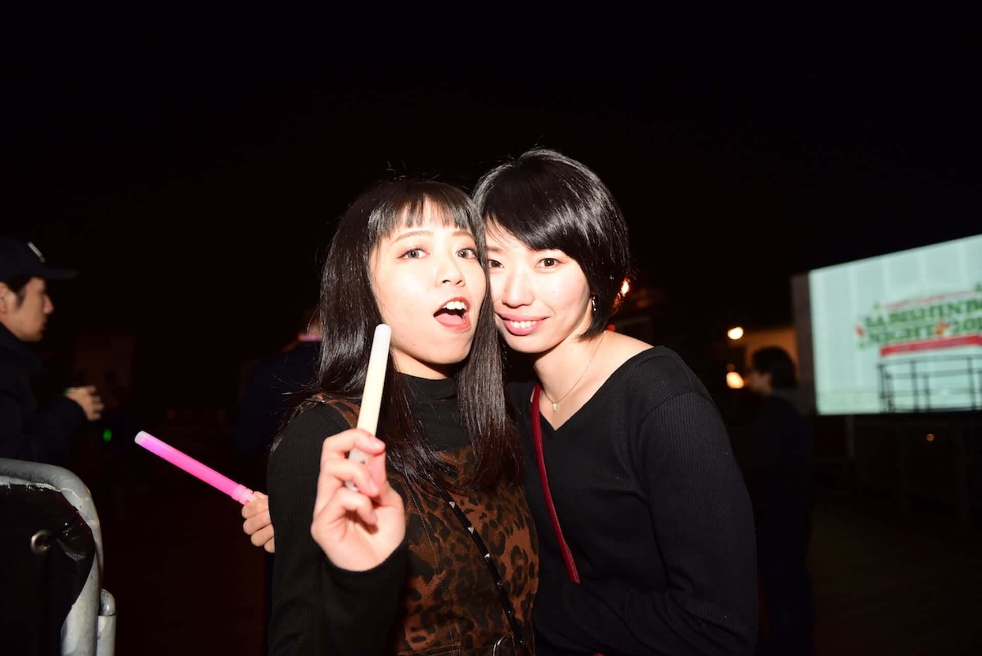 3,000人が出会う一夜!りんごちゃん、t-Ace等々出演のsagami original presents<SABISHINBO NIGHT 2019>25周年目のイベントレポート music191224_sabishinbo2019after_7-1920x1282