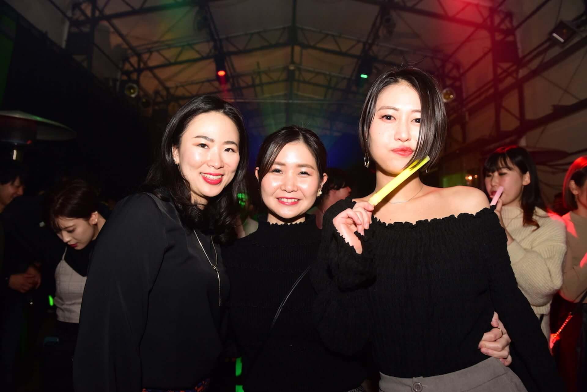 3,000人が出会う一夜!りんごちゃん、t-Ace等々出演のsagami original presents<SABISHINBO NIGHT 2019>25周年目のイベントレポート music191224_sabishinbo2019after_11-1920x1282