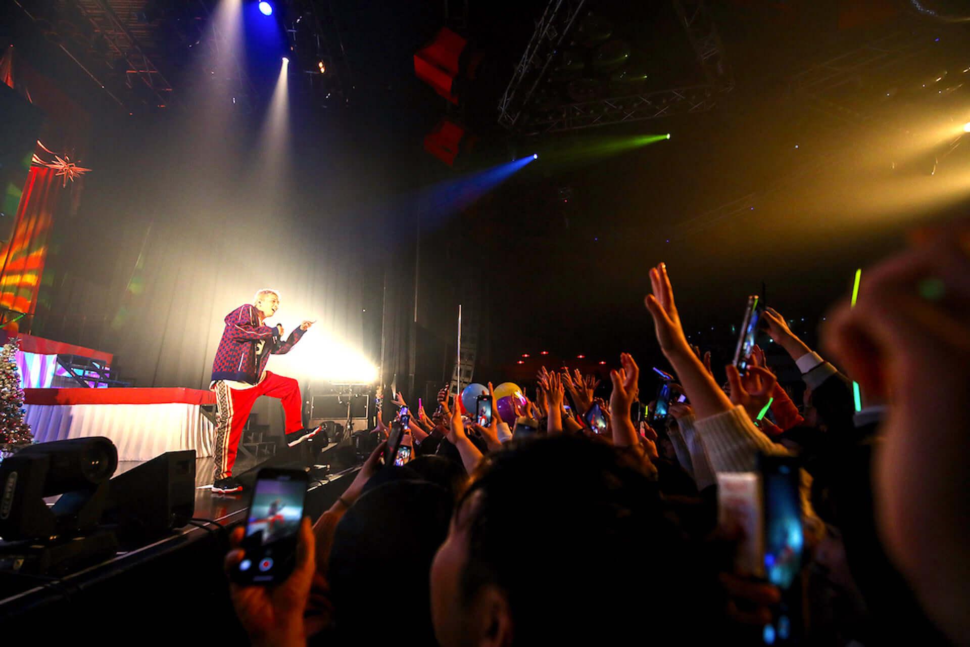 3,000人が出会う一夜!りんごちゃん、t-Ace等々出演のsagami original presents<SABISHINBO NIGHT 2019>25周年目のイベントレポート music191224_sabishinbo2019after_14-1920x1280