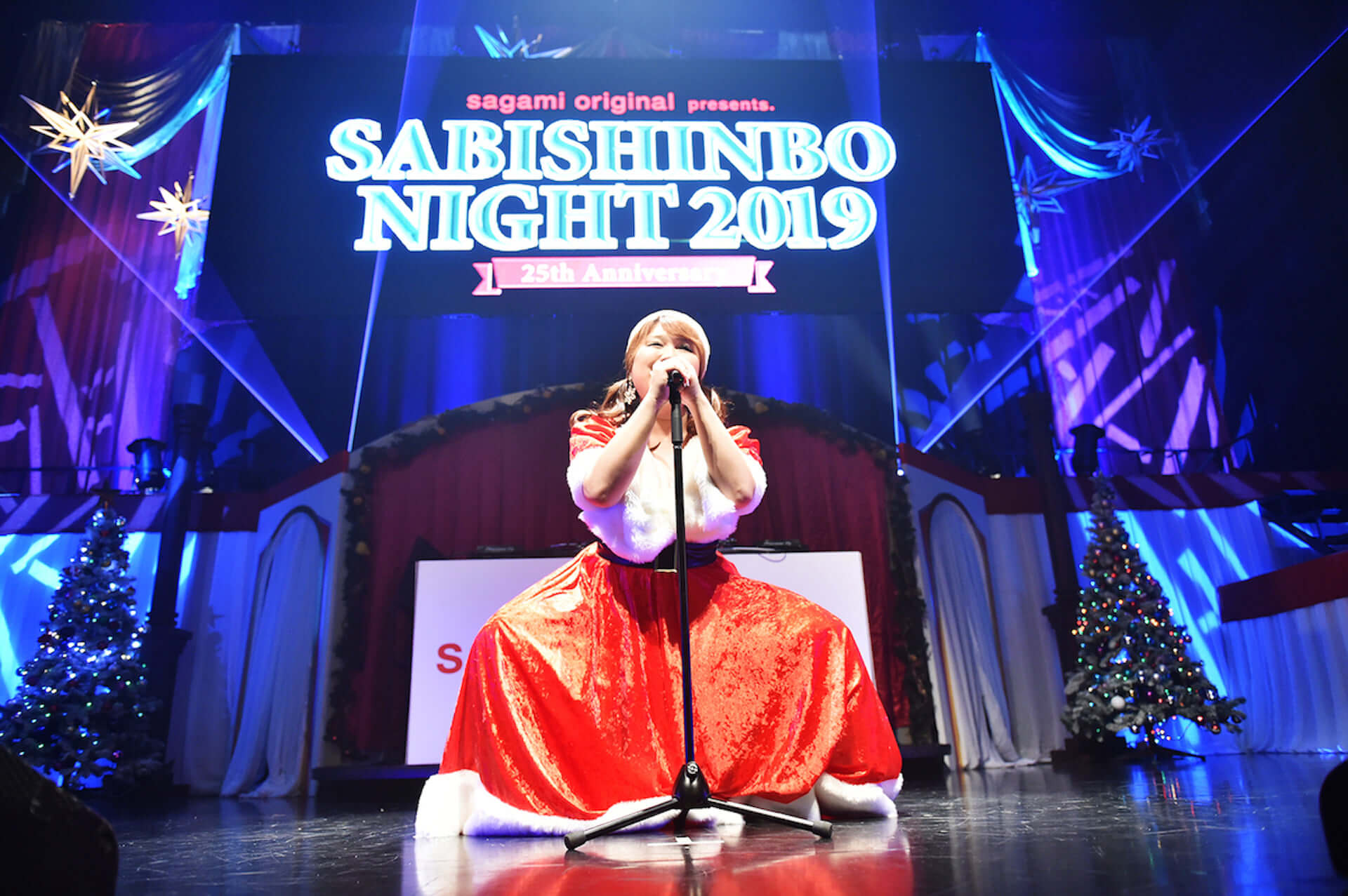 3,000人が出会う一夜!りんごちゃん、t-Ace等々出演のsagami original presents<SABISHINBO NIGHT 2019>25周年目のイベントレポート music191224_sabishinbo2019after_17-1920x1277