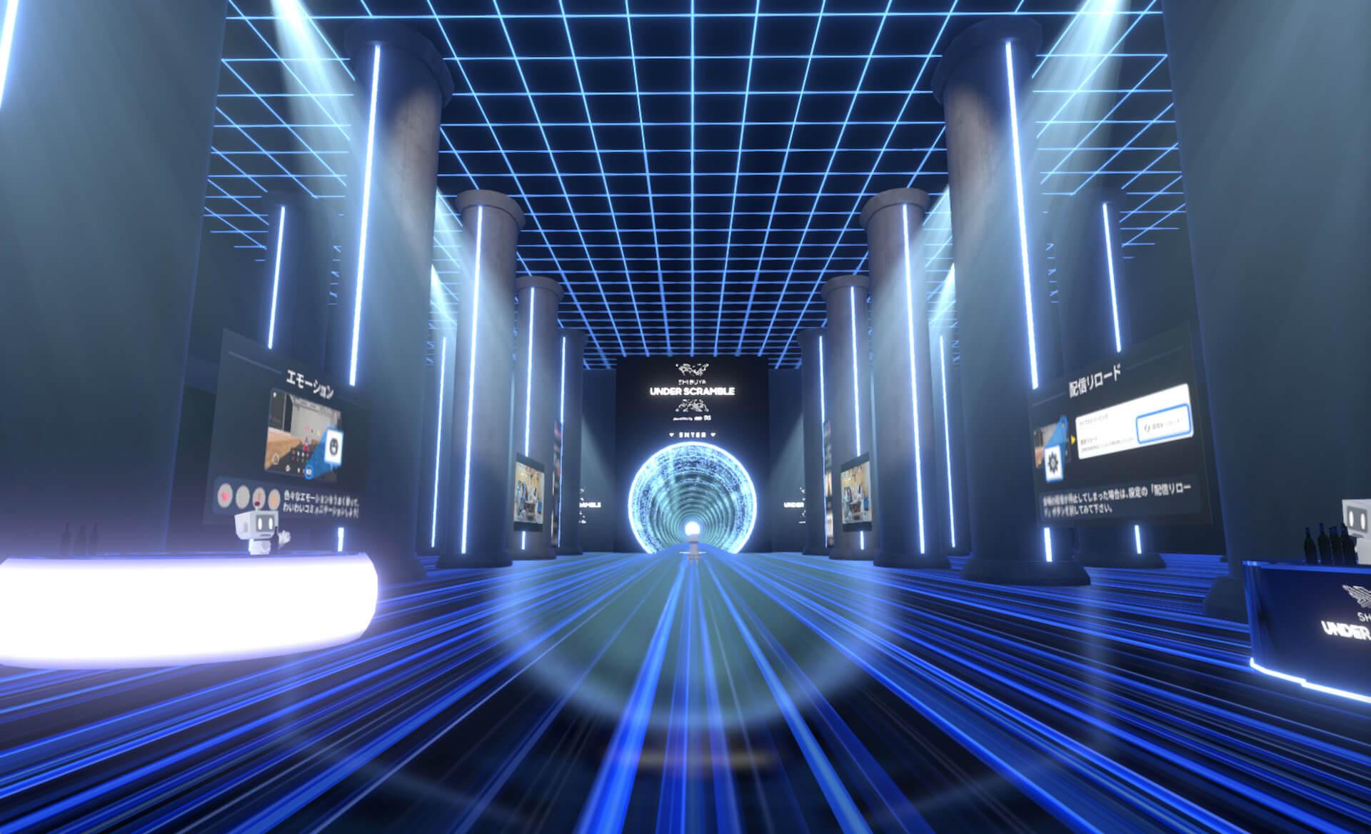 バーチャル渋谷にライブハウスがオープン!音楽ライブ<YOU MAKE SHIBUYA VIRTUAL MUSIC LIVE>総勢100組のラインナップが発表 music210414_virtualshibuya-210414_2