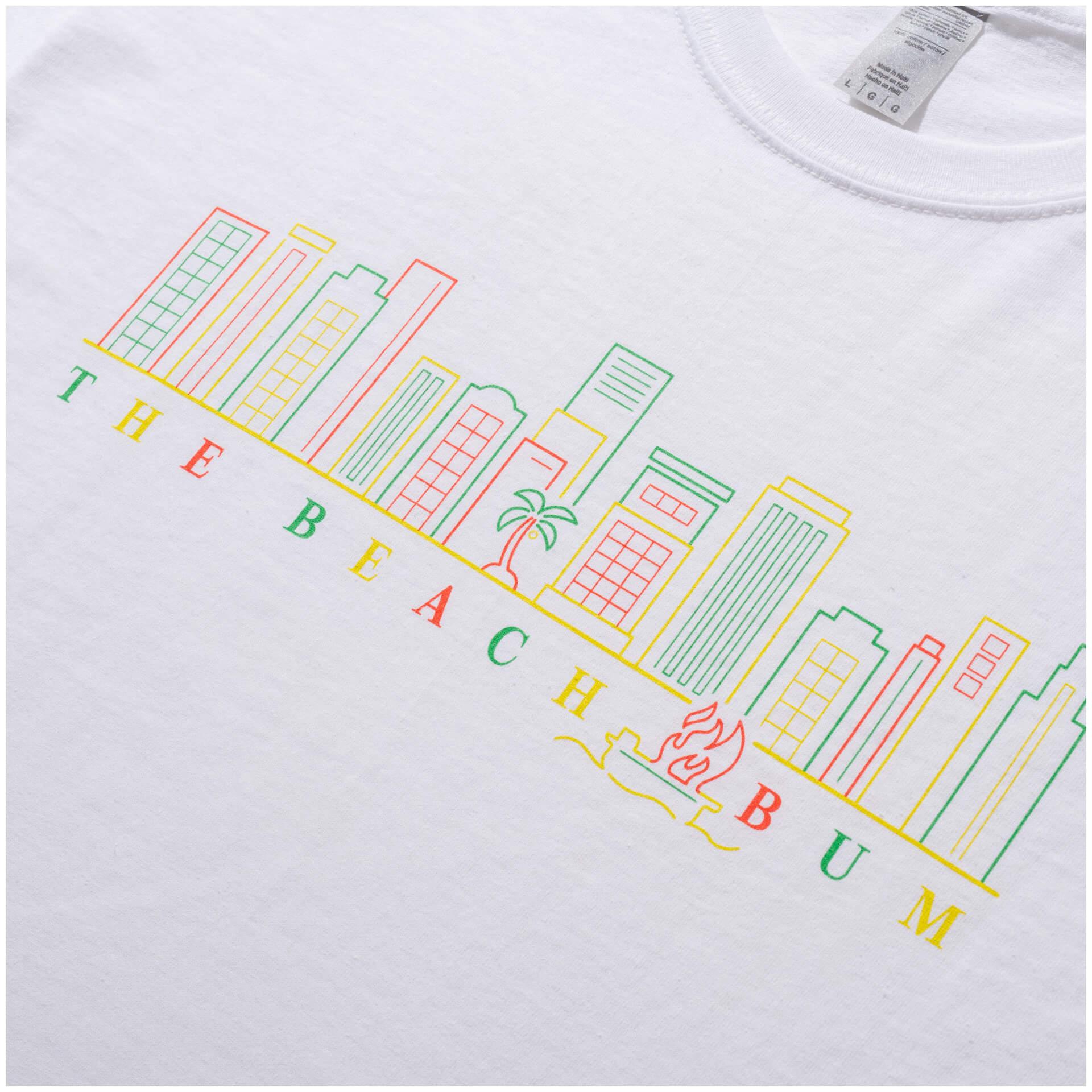 カルチャー紙POPEYEも熱狂!映画『ビーチ・バム まじめに不真面目』オリジナルTシャツが制作&発売決定 film210416_beachbum_tshirt_2