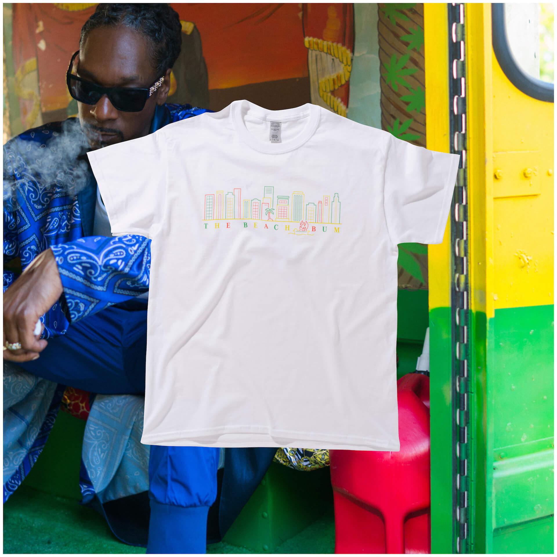 カルチャー紙POPEYEも熱狂!映画『ビーチ・バム まじめに不真面目』オリジナルTシャツが制作&発売決定 film210416_beachbum_tshirt_4