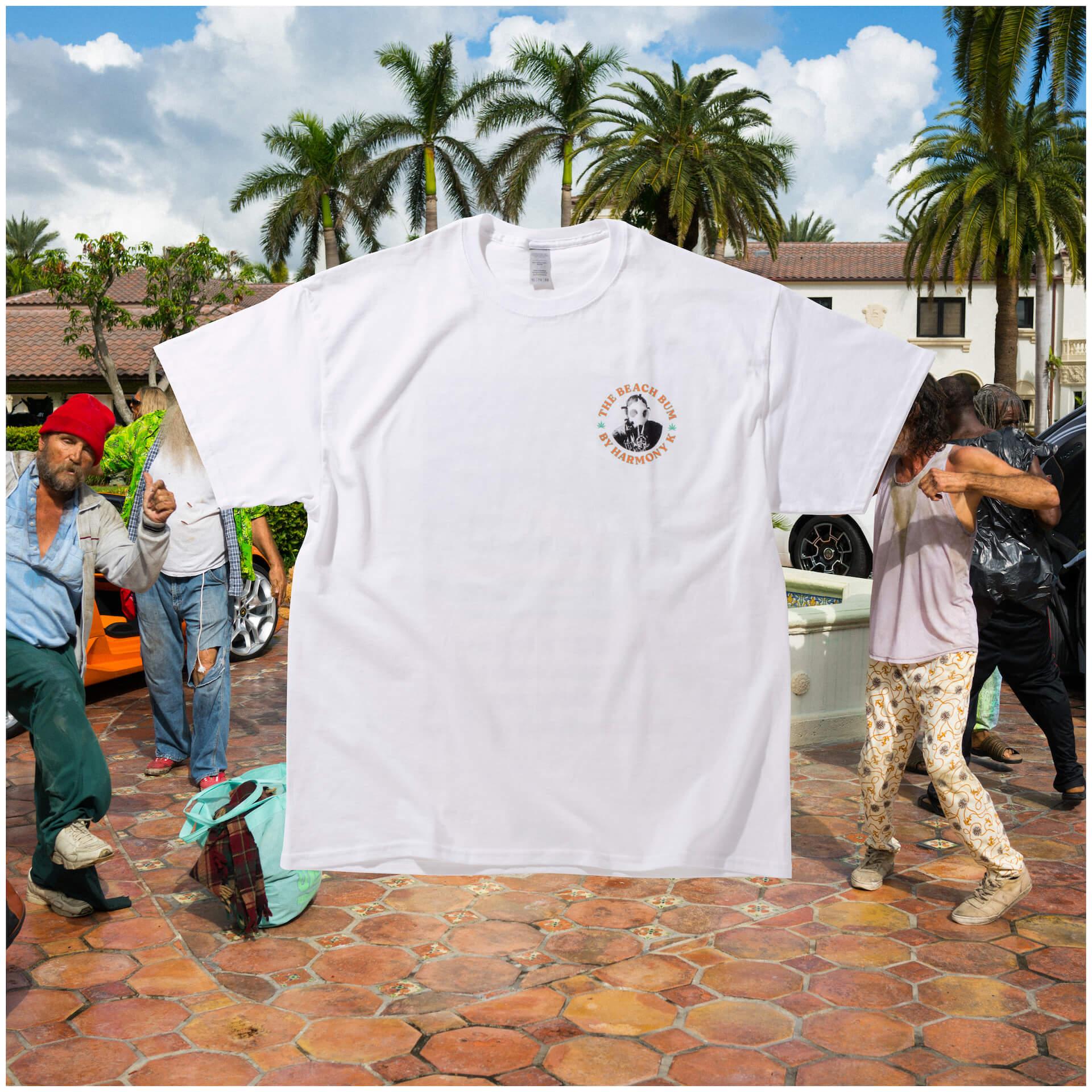 カルチャー紙POPEYEも熱狂!映画『ビーチ・バム まじめに不真面目』オリジナルTシャツが制作&発売決定 film210416_beachbum_tshirt_6