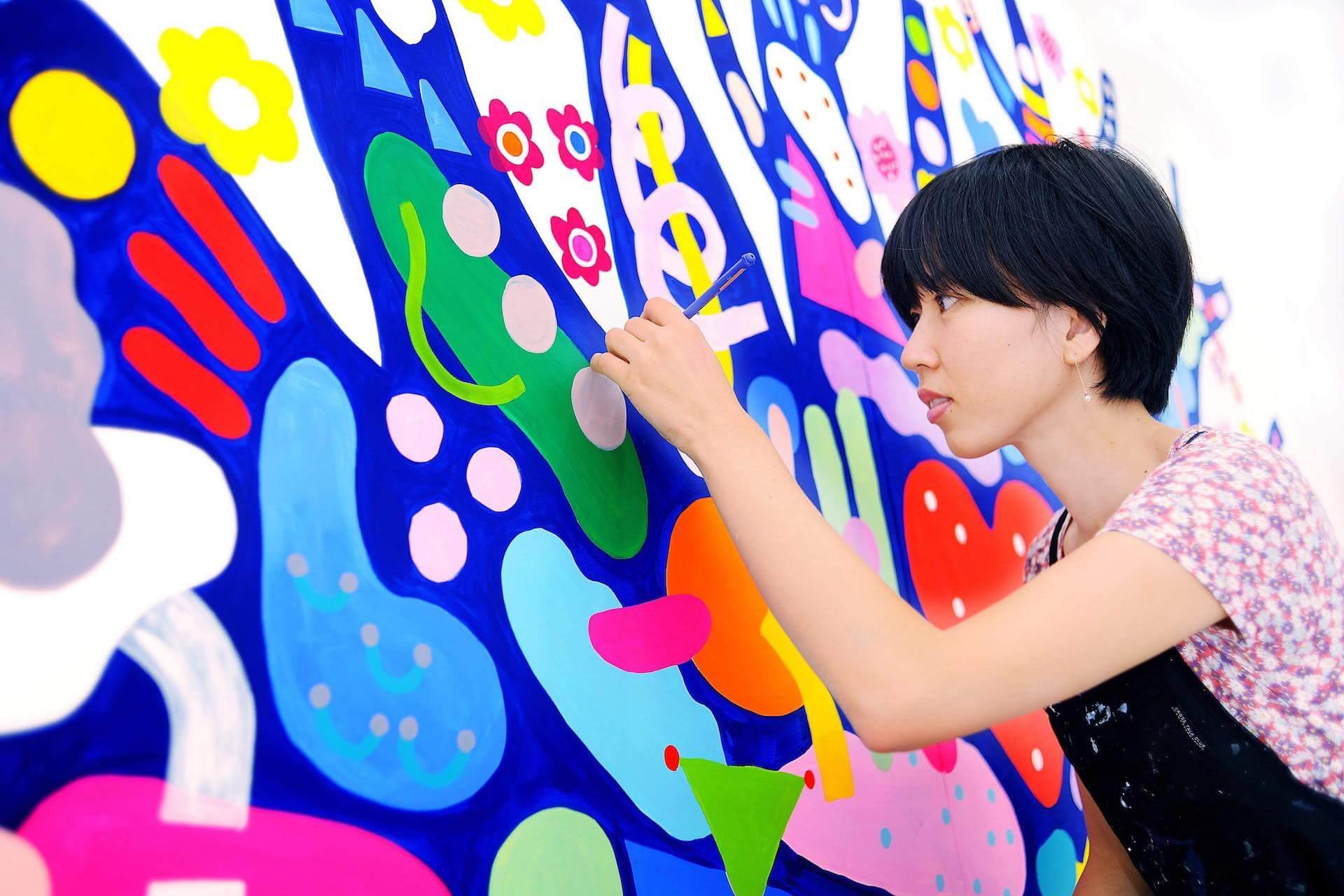 BnA Alter Museumホテル開業2周年記念!アートルーム制作に参加したアーティストによるグループ展が開催 art210419_bnaaltermuseum-210419_5