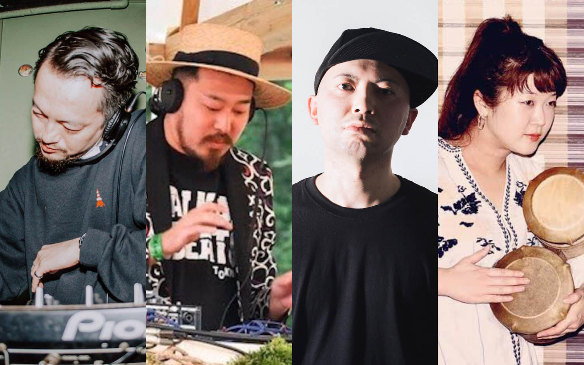 Contact Tokyoにてワールドミュージックの桃源郷<CRAZY BANANA presents HO-HAI 端午の節>が開催決定! music210420_ho-hai-2104120_2