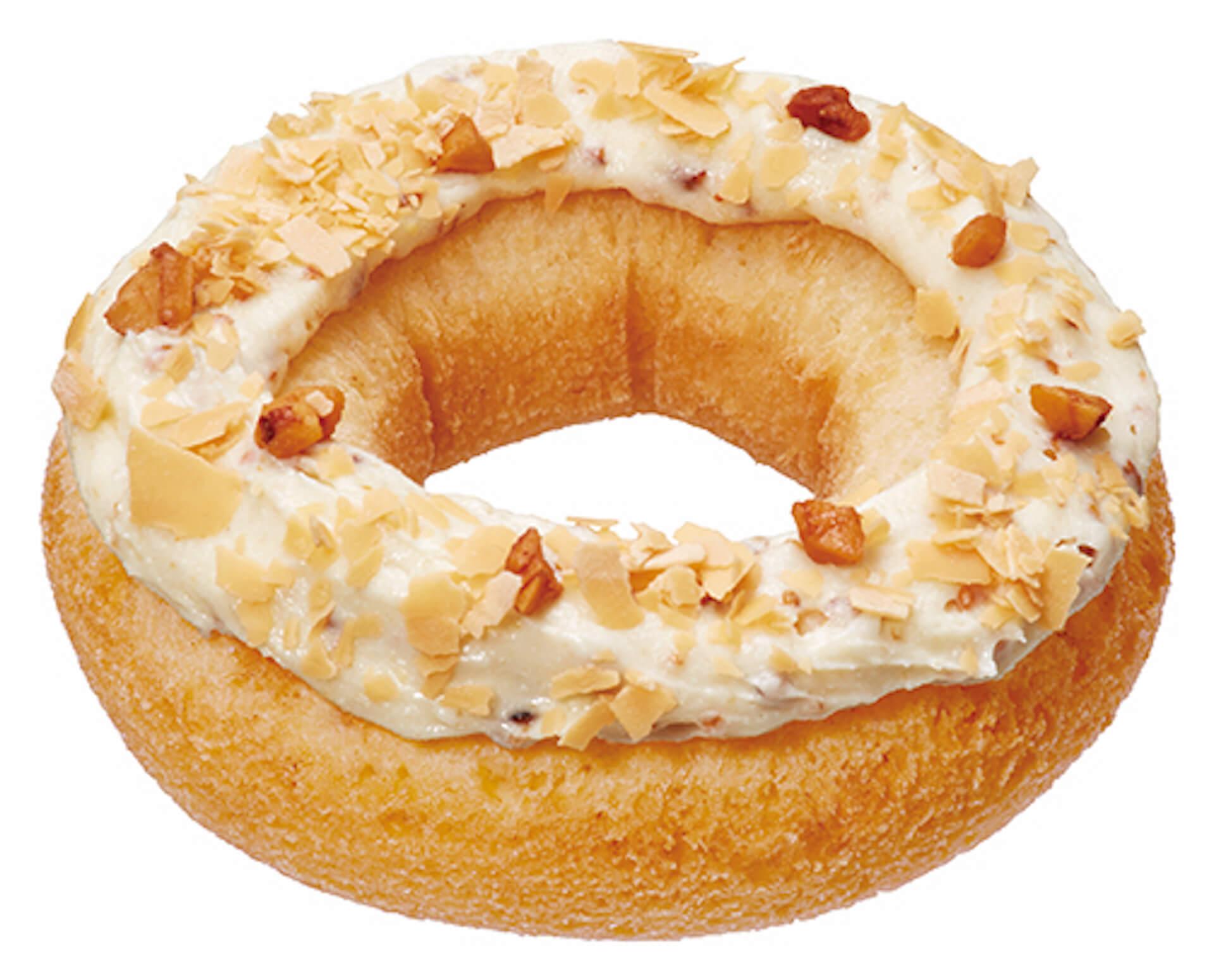 クリスピー・クリーム・ドーナツからムチモチ食感の「ムチモチ 香ばし玄米きなこ」が初夏限定で登場! gourmet210422_krispy-kreme-doughnuts-210422_1